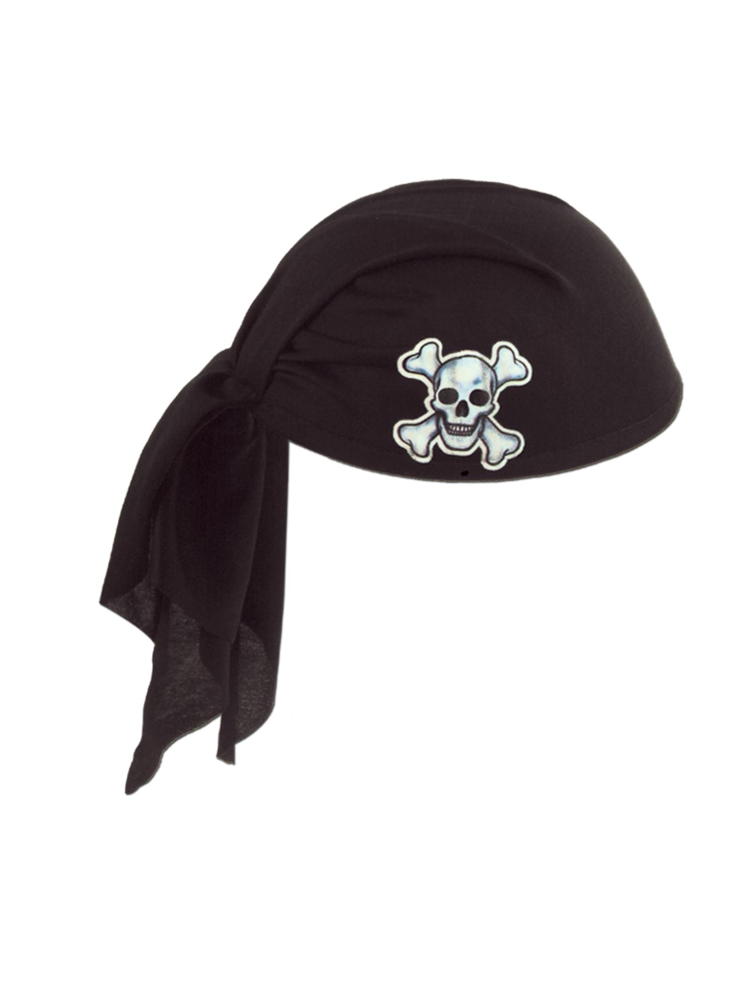 Cappello bandana da pirata adulto  Cappelli 390264e22907