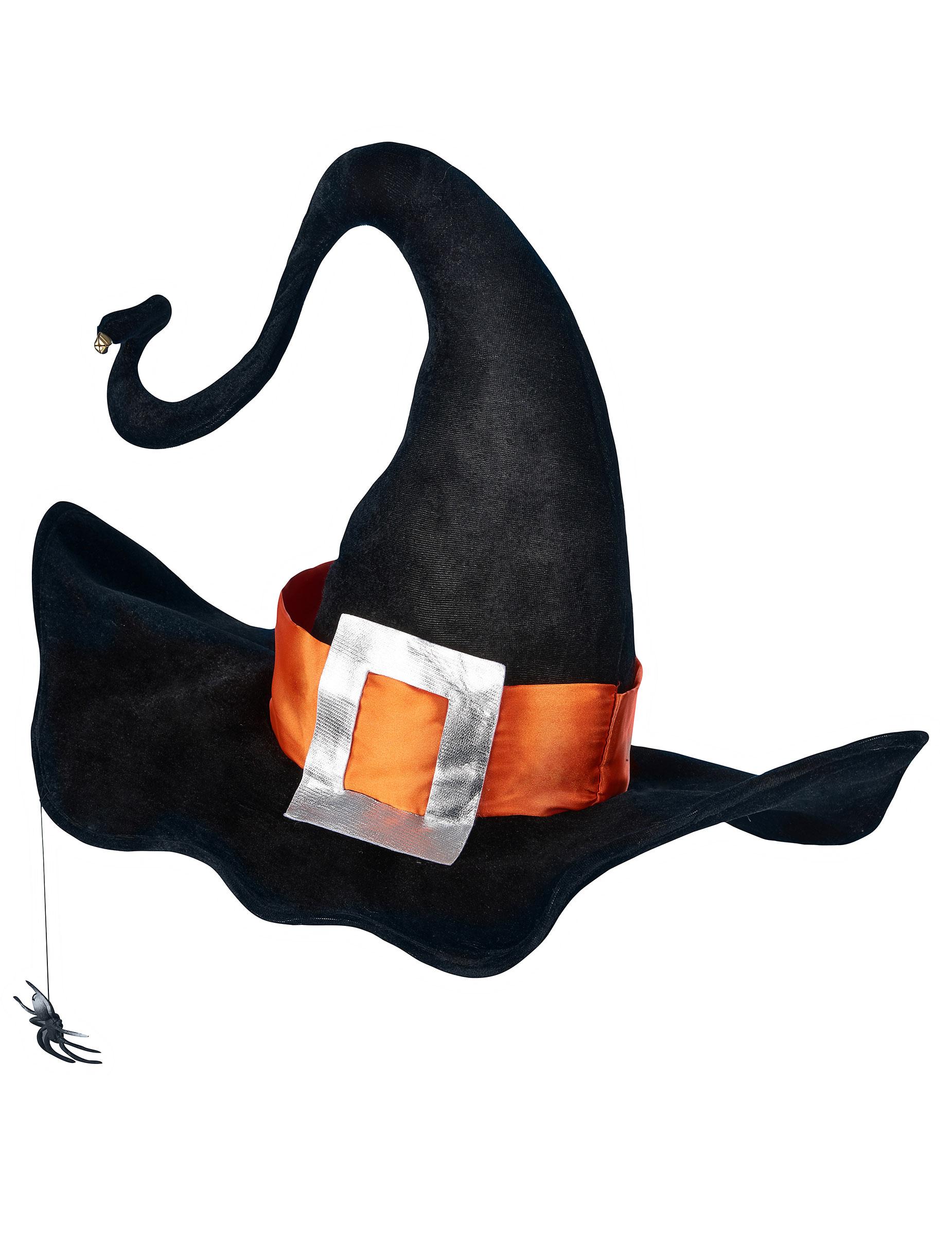 Cappello da strega Halloween  Cappelli 21f3e50b0306
