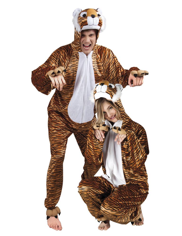 Costume Tigre per adulto: Costumi adulti,e vestiti di