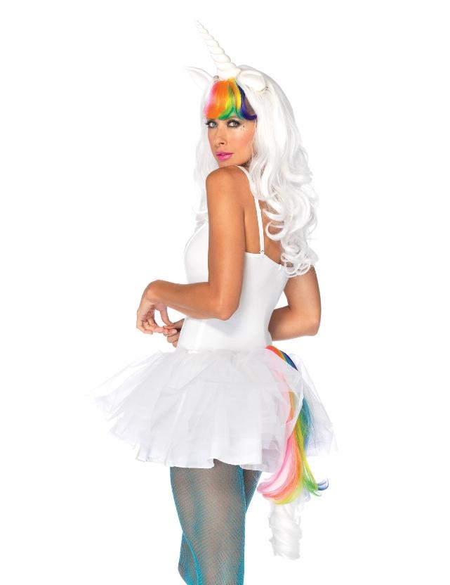 unicorno costume carnevale  Kit unicorno: Parrucche,e vestiti di carnevale online - Vegaoo