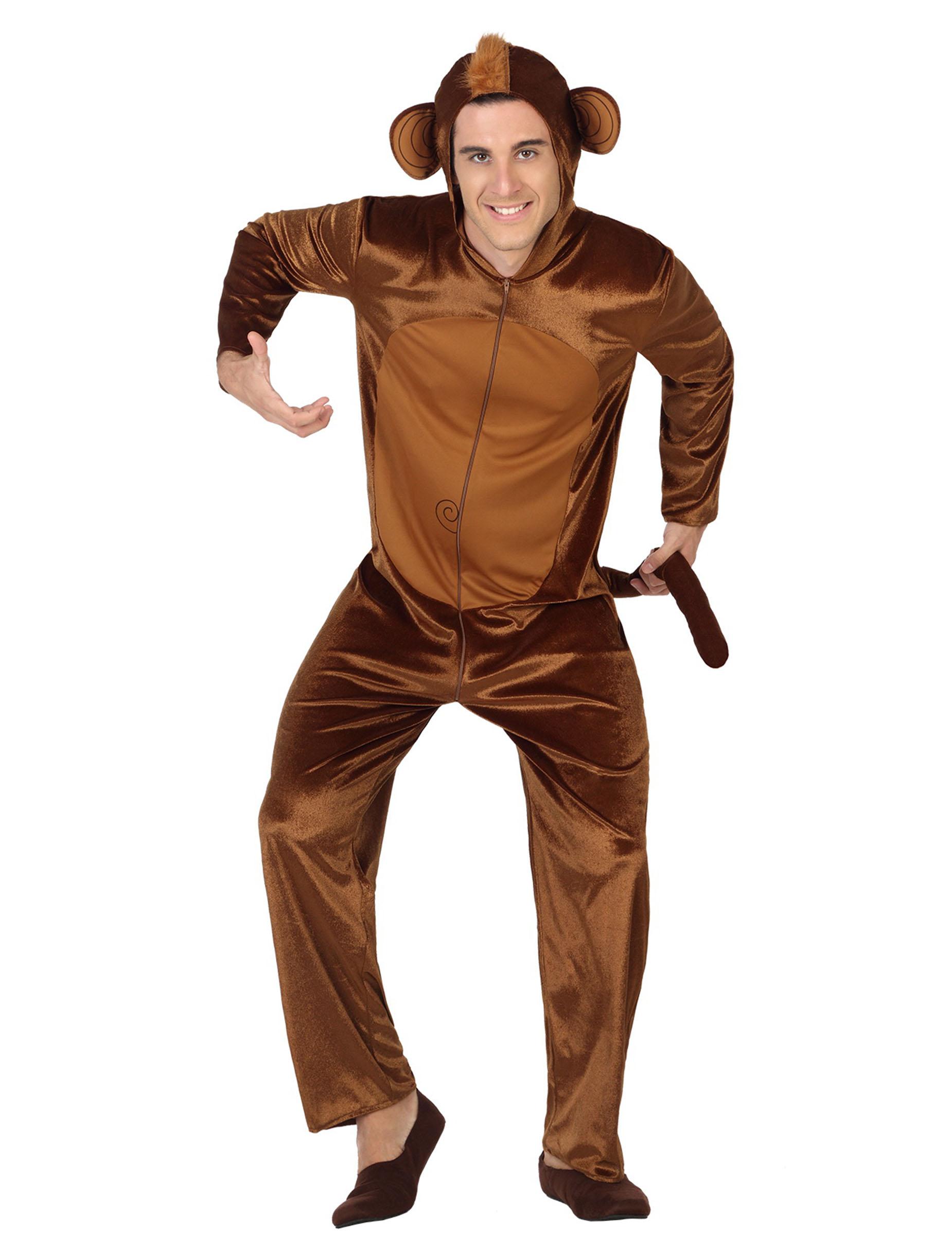 Costume scimmia uomo  Costumi adulti d909508bd76