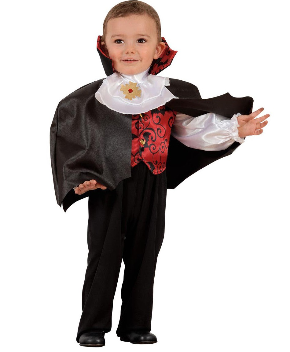 Costume vampiro neonato halloween costumi bambini e vestiti di carnevale online vegaoo - Costume bagno neonato ...