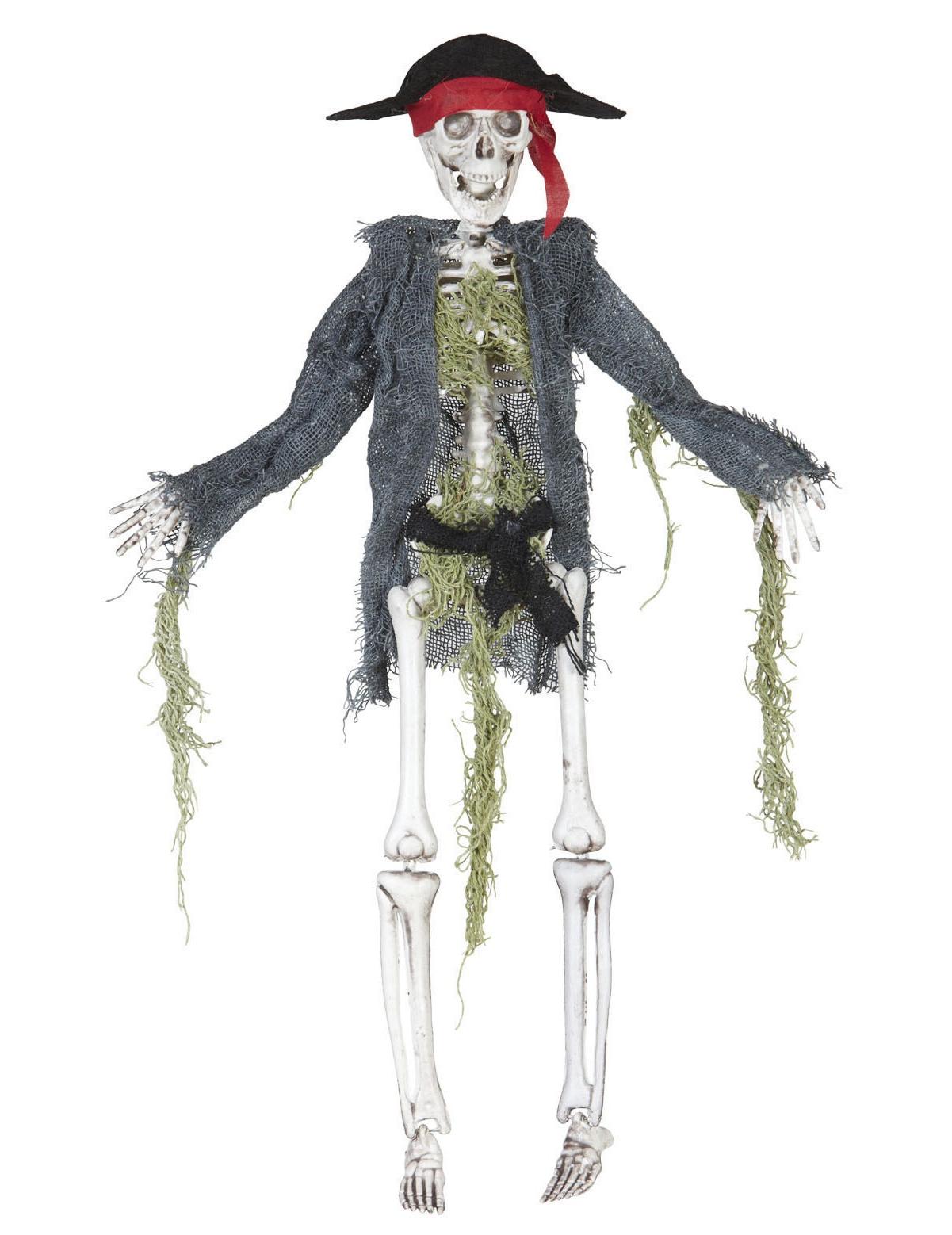 Decorazione Zombie Pirata Halloween Addobbi E Vestiti Di
