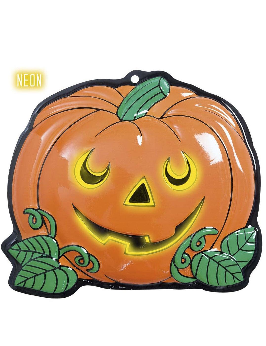 decorazione halloween mini zucca