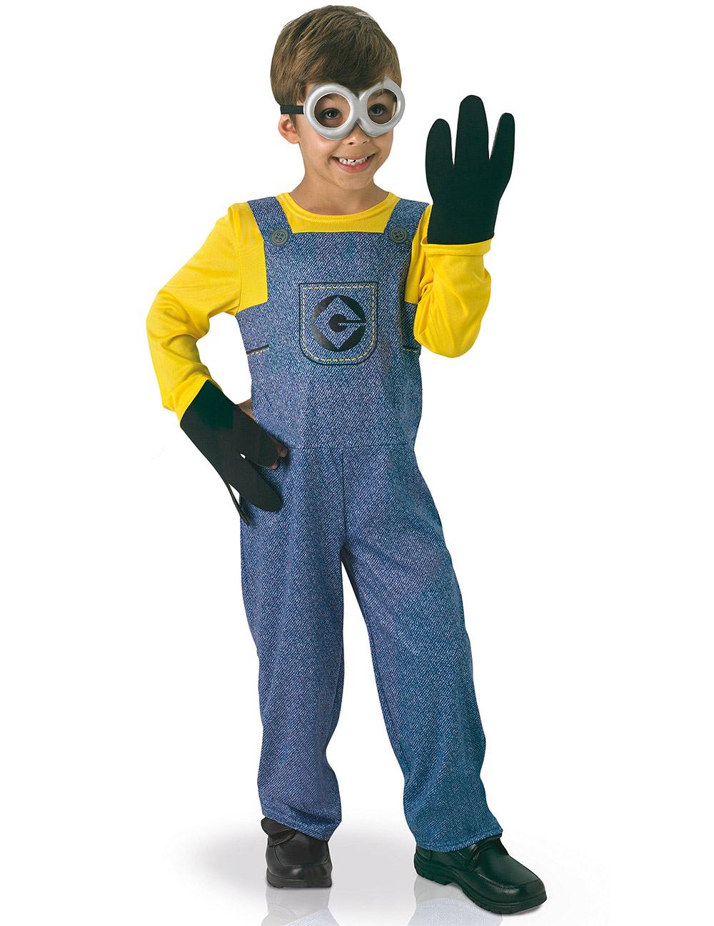 Conosciuto Costume da bambino Minion™: Costumi bambini,e vestiti di carnevale  CC29