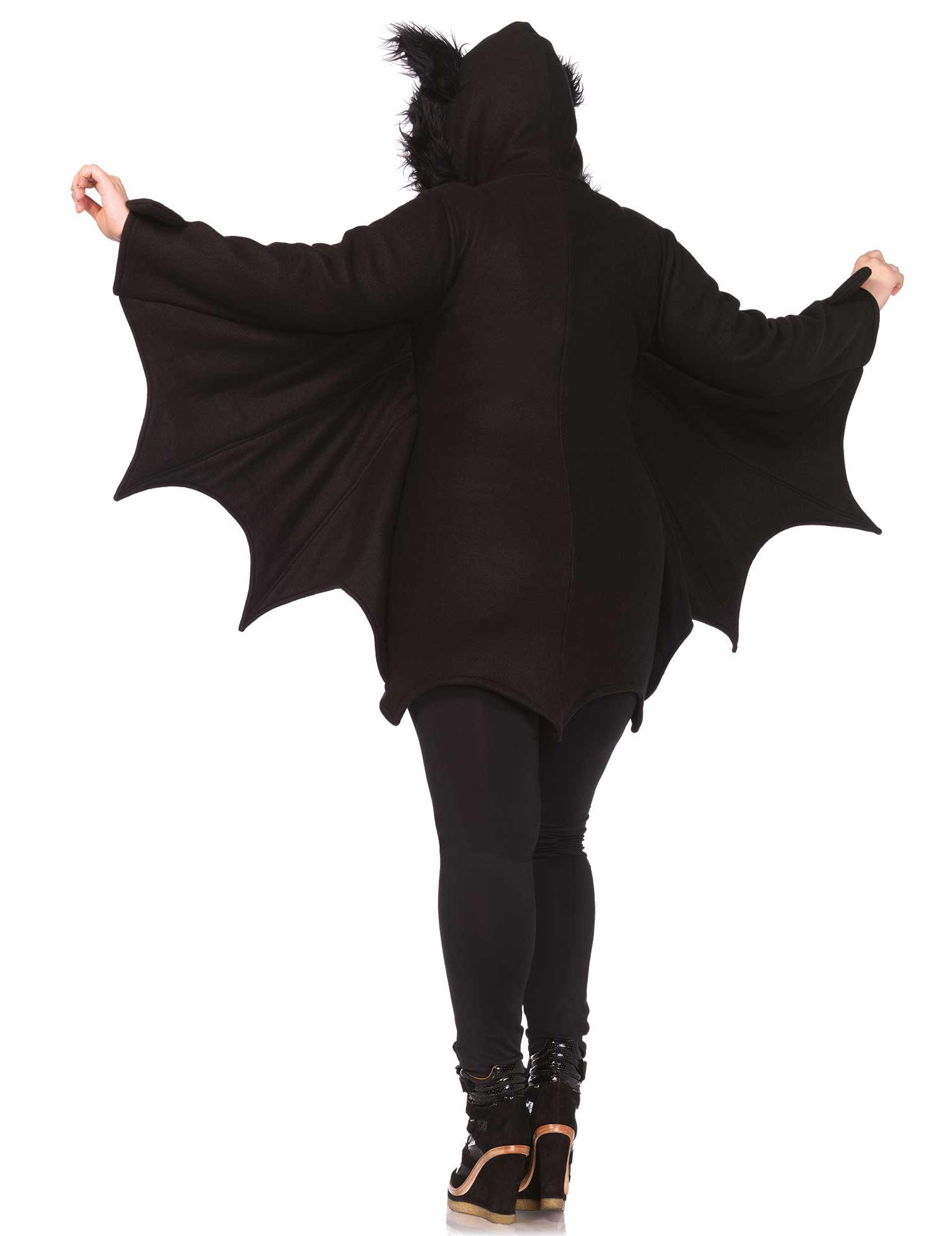 Travestimento donna pipistrello grandi taglie costumi adulti e vestiti di carnevale online vegaoo - Costumi da bagno grandi taglie ...