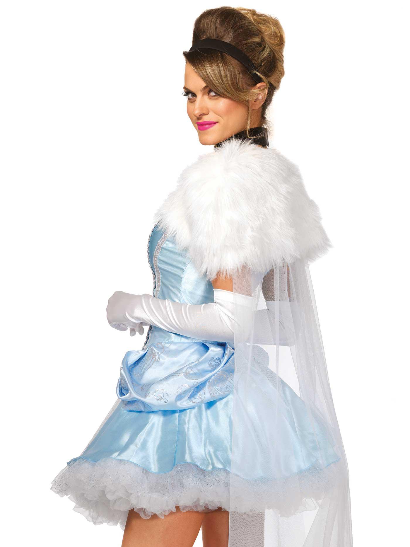 7d9dc7f76370 Costume Principessa Azzurra per donna  Costumi adulti