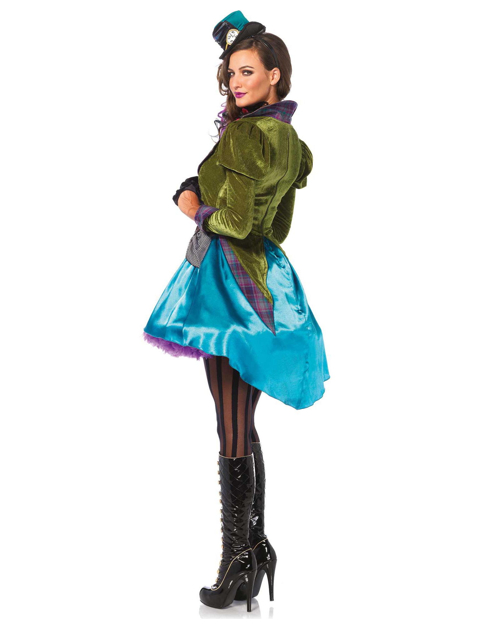 0a7ca32e061c Costume Cappellaio pazzo per donna - Premium: Costumi adulti,e ...