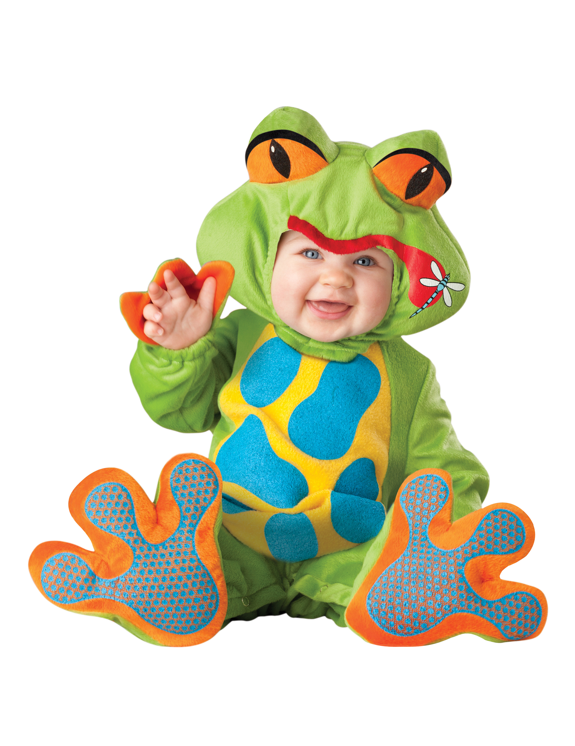 Costume ranocchio per neonato costumi bambini e vestiti di carnevale online vegaoo - Costume neonato piscina ...