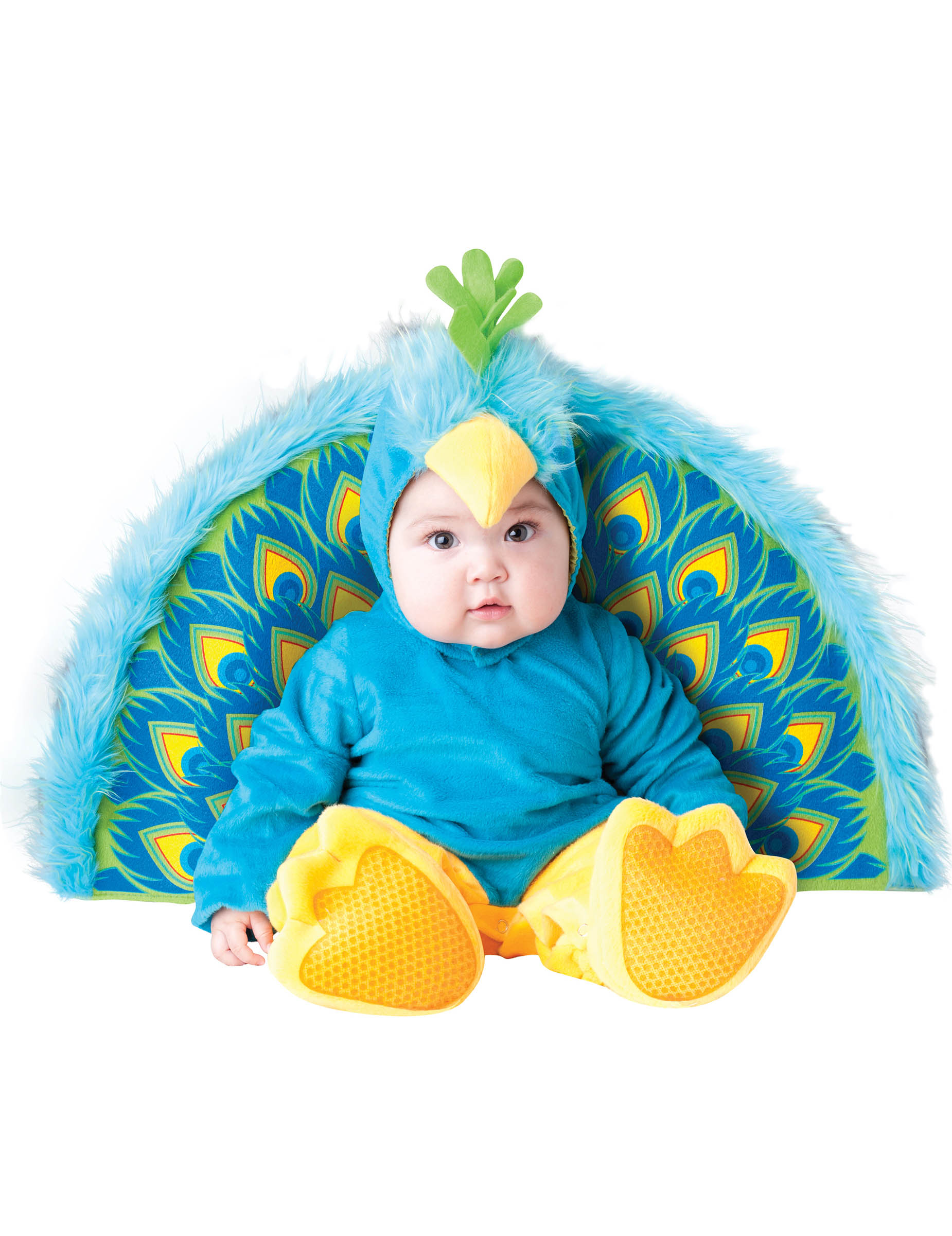 Costume Pavone per neonato