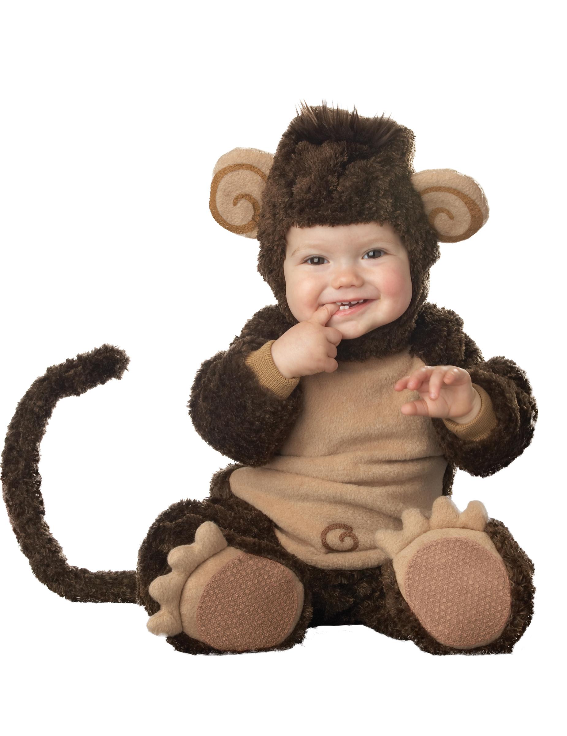 Costume Scimmia per neonato - Premium  Costumi bambini 69e58c0d60e