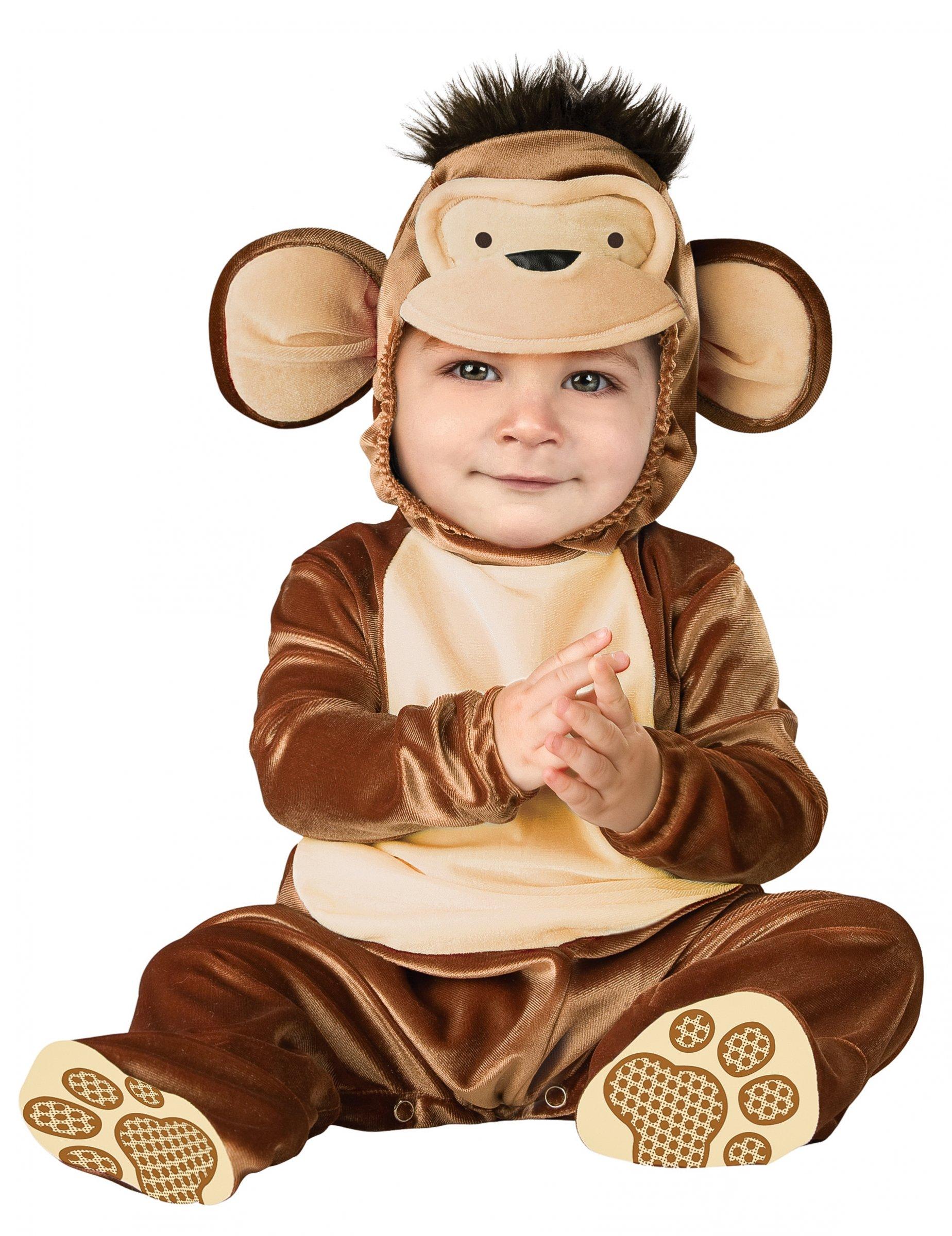 Costume Scimmia per bambino - Classico 373d6f68306