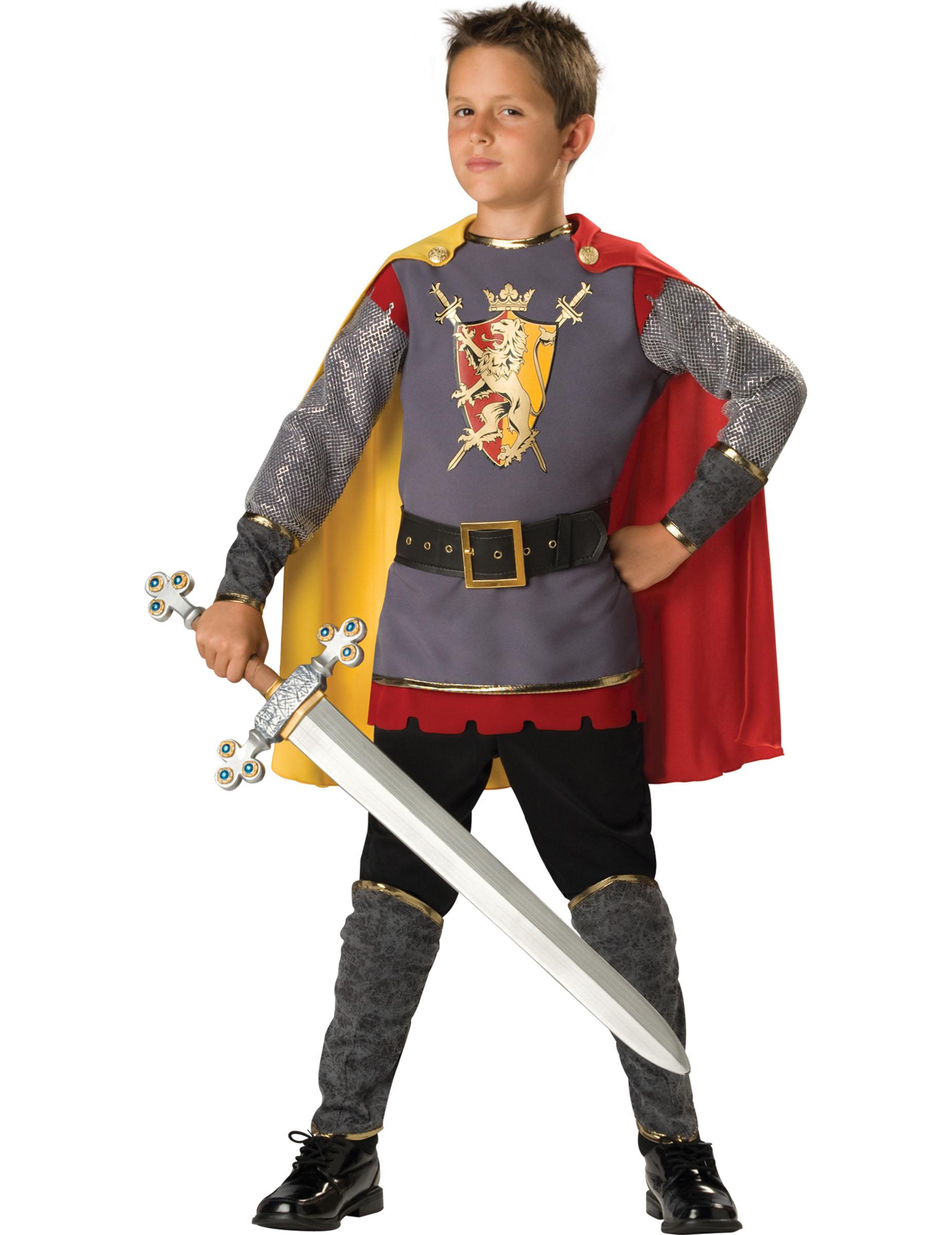 Vestito Cavaliere Bambino.Costume Cavaliere Bambino Premium Costumi Bambini E Vestiti Di Carnevale Online Vegaoo