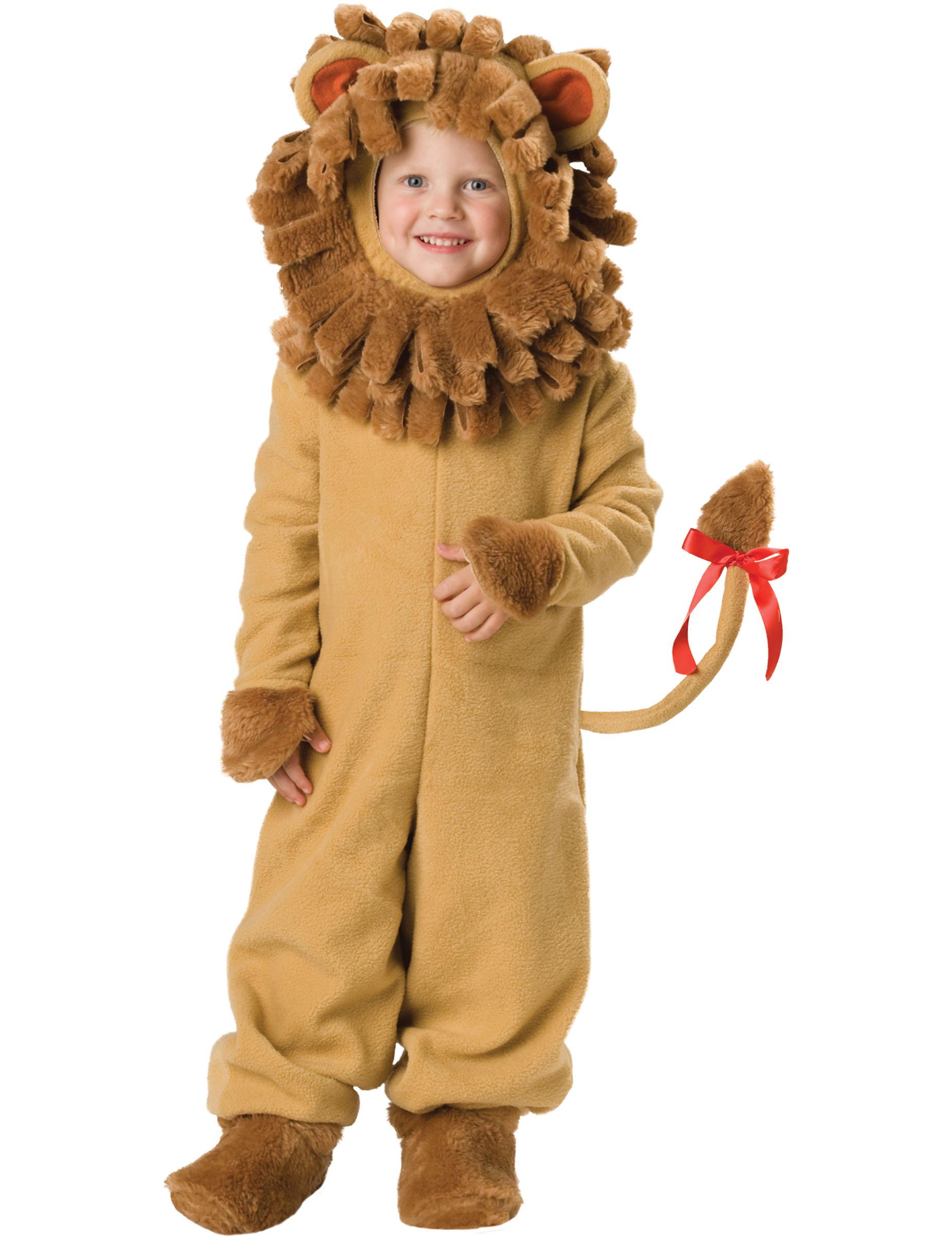 Costume da leone per bambino - Premium 9ed2a83b3dd