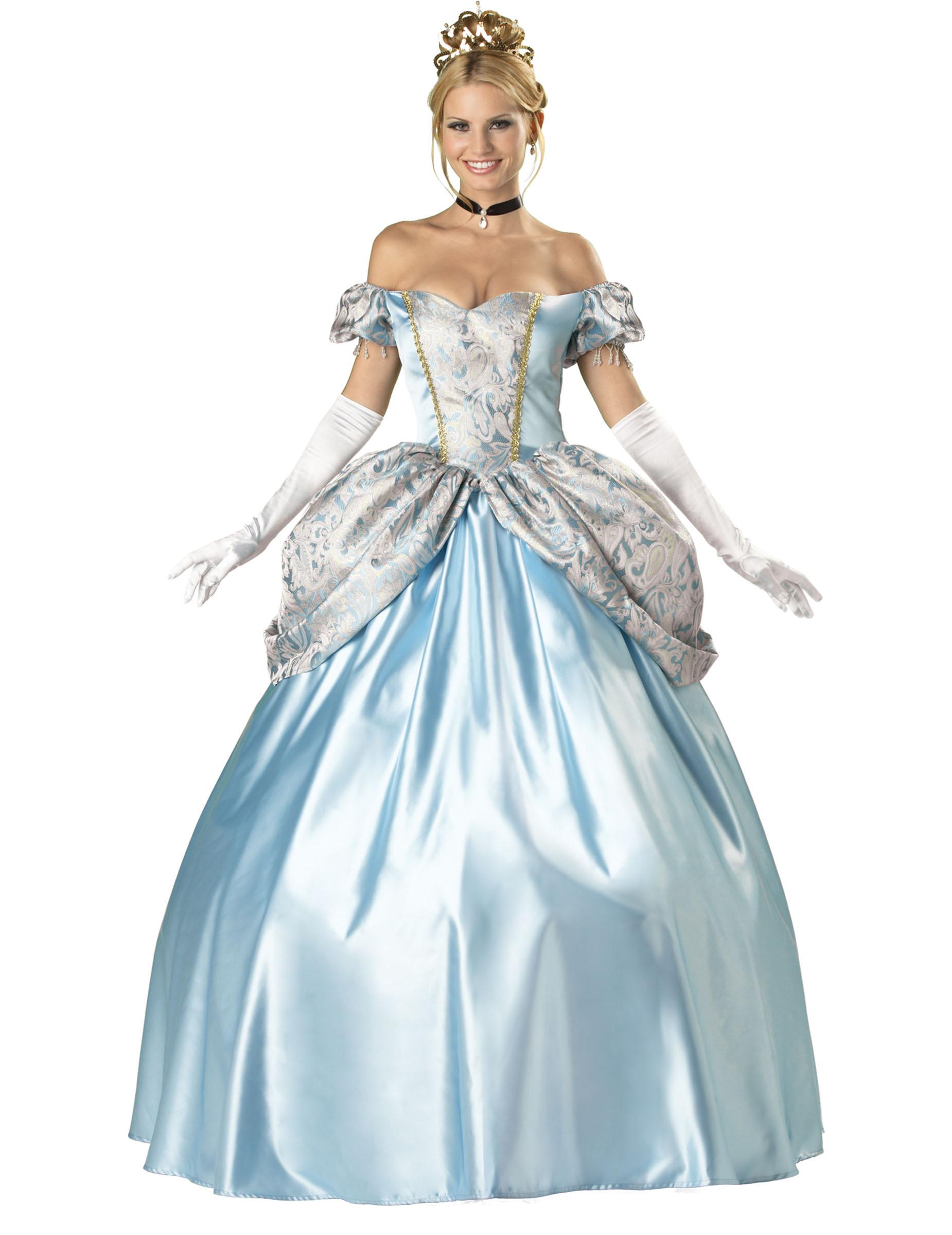 59c644a2a930 Travestimento Principessa donna - Premium: Costumi adulti,e vestiti ...