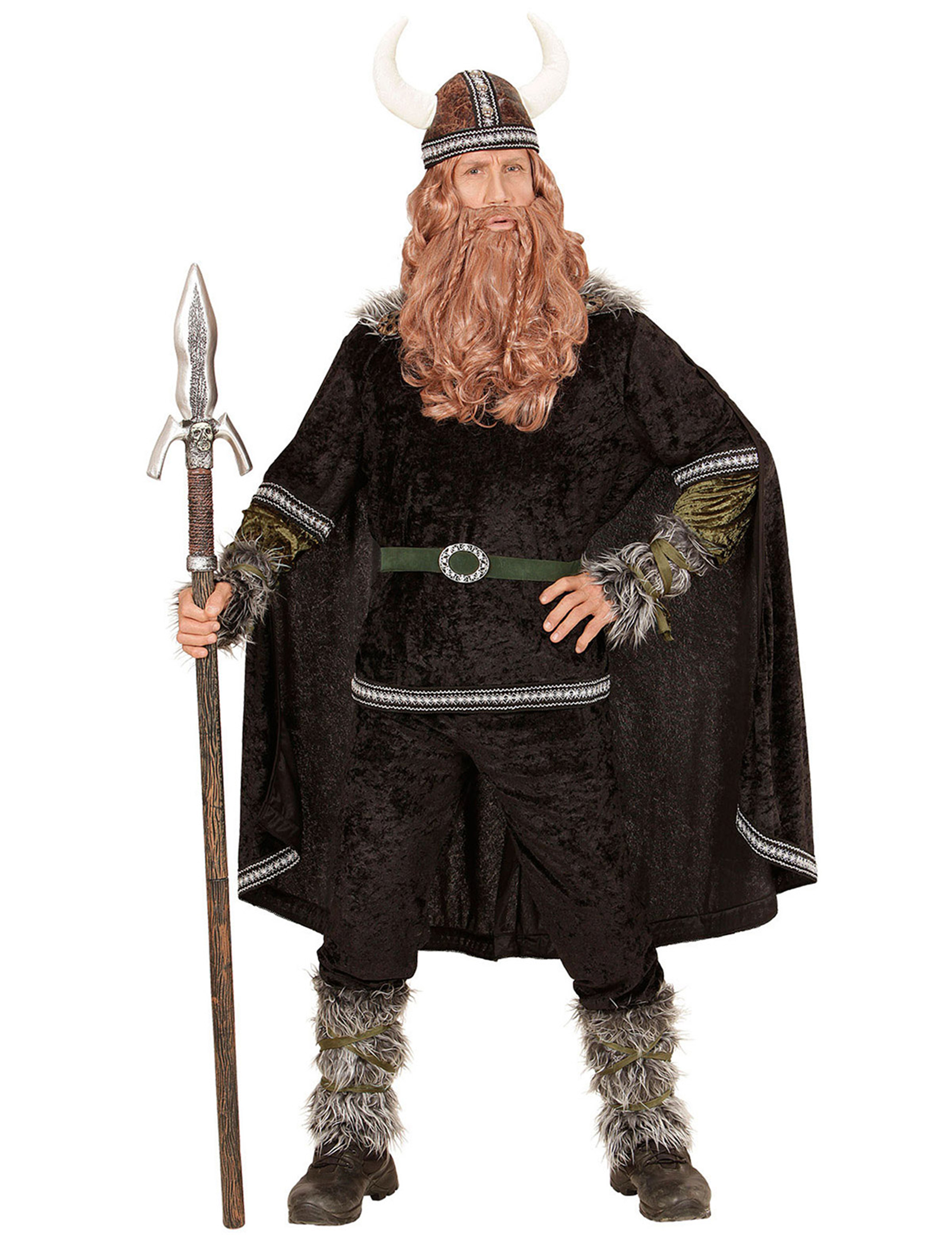 Costume da vichingo deluxe uomo  Costumi adulti 571258e6dff