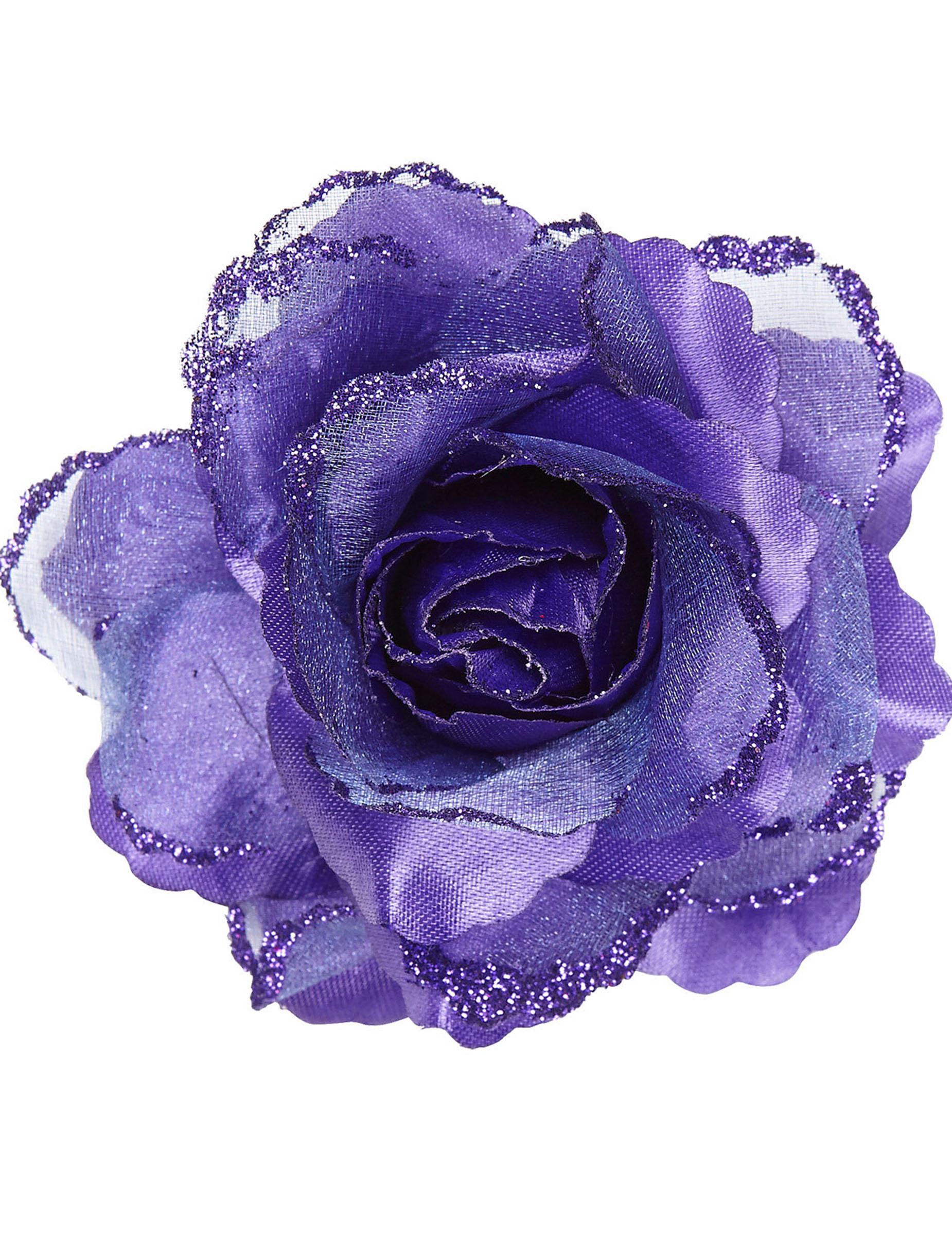 Rosa viola per capelli donna: Accessori,e vestiti di ...