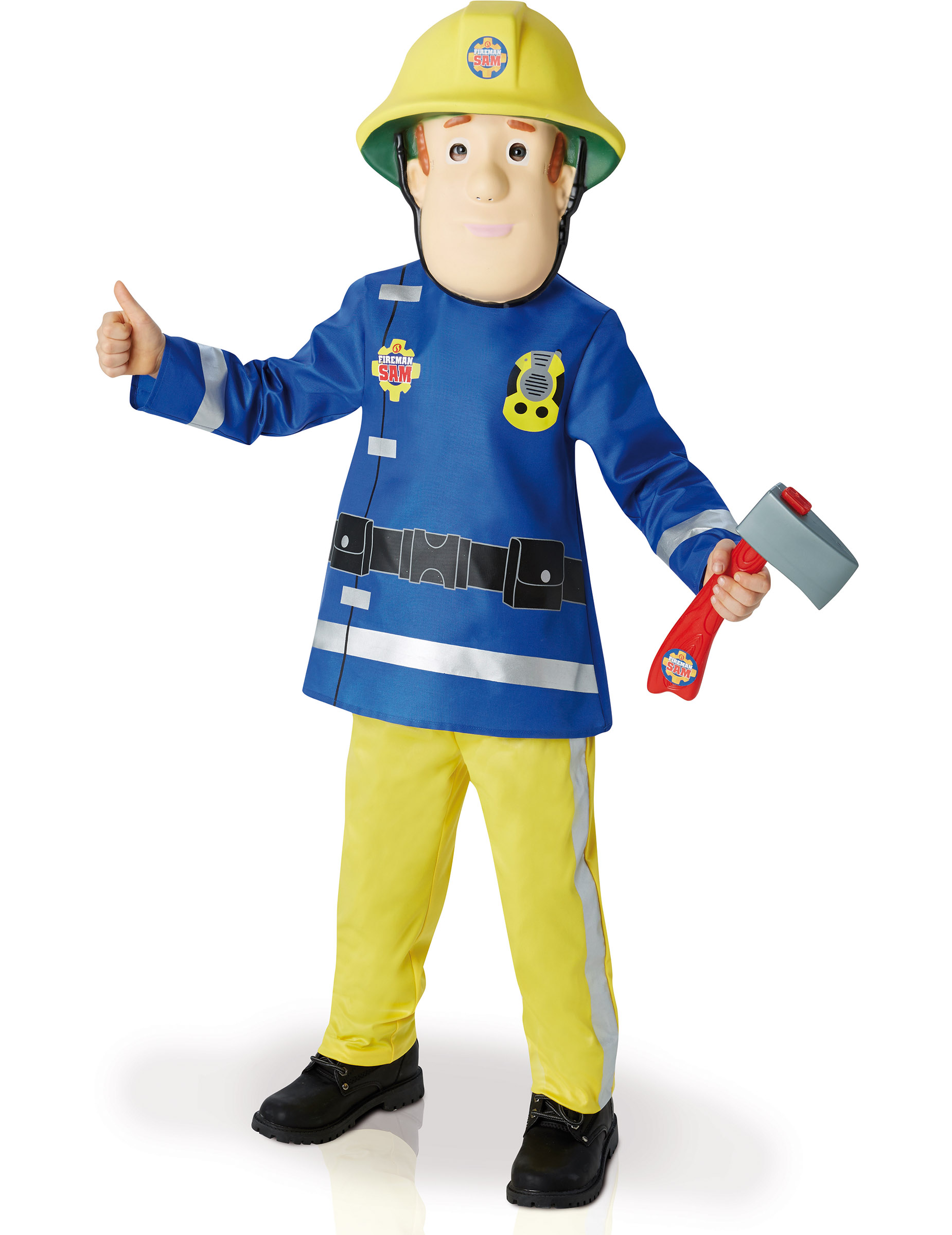 Costume pompiere bambini rosso kiabi u ac