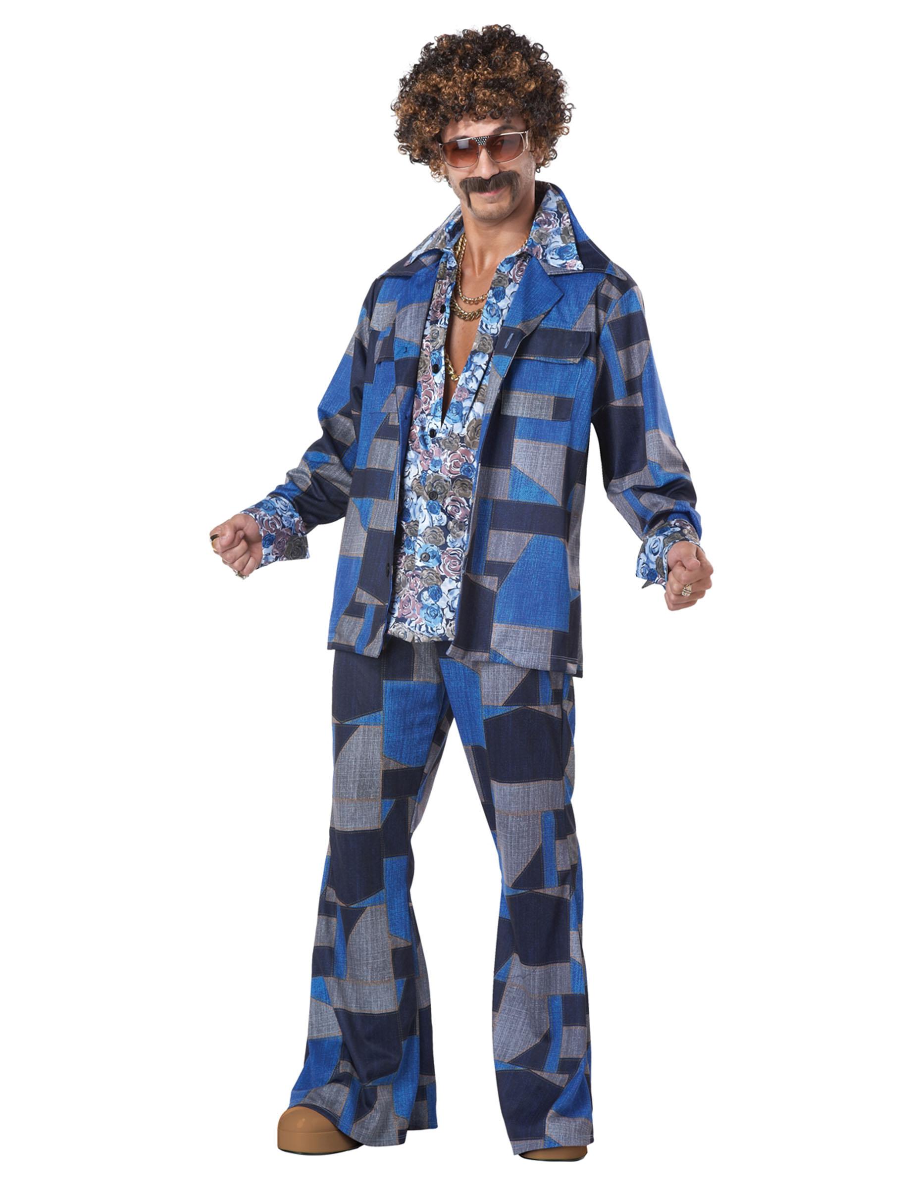 06f8556d00c7 Costume Febbre del sabato sera per uomo  Costumi adulti