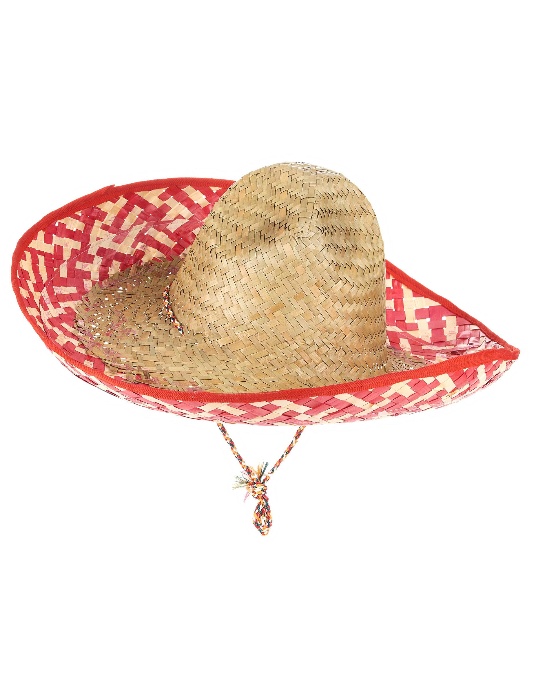 Sombrero da messicano per adulto  Cappelli a9a049818689