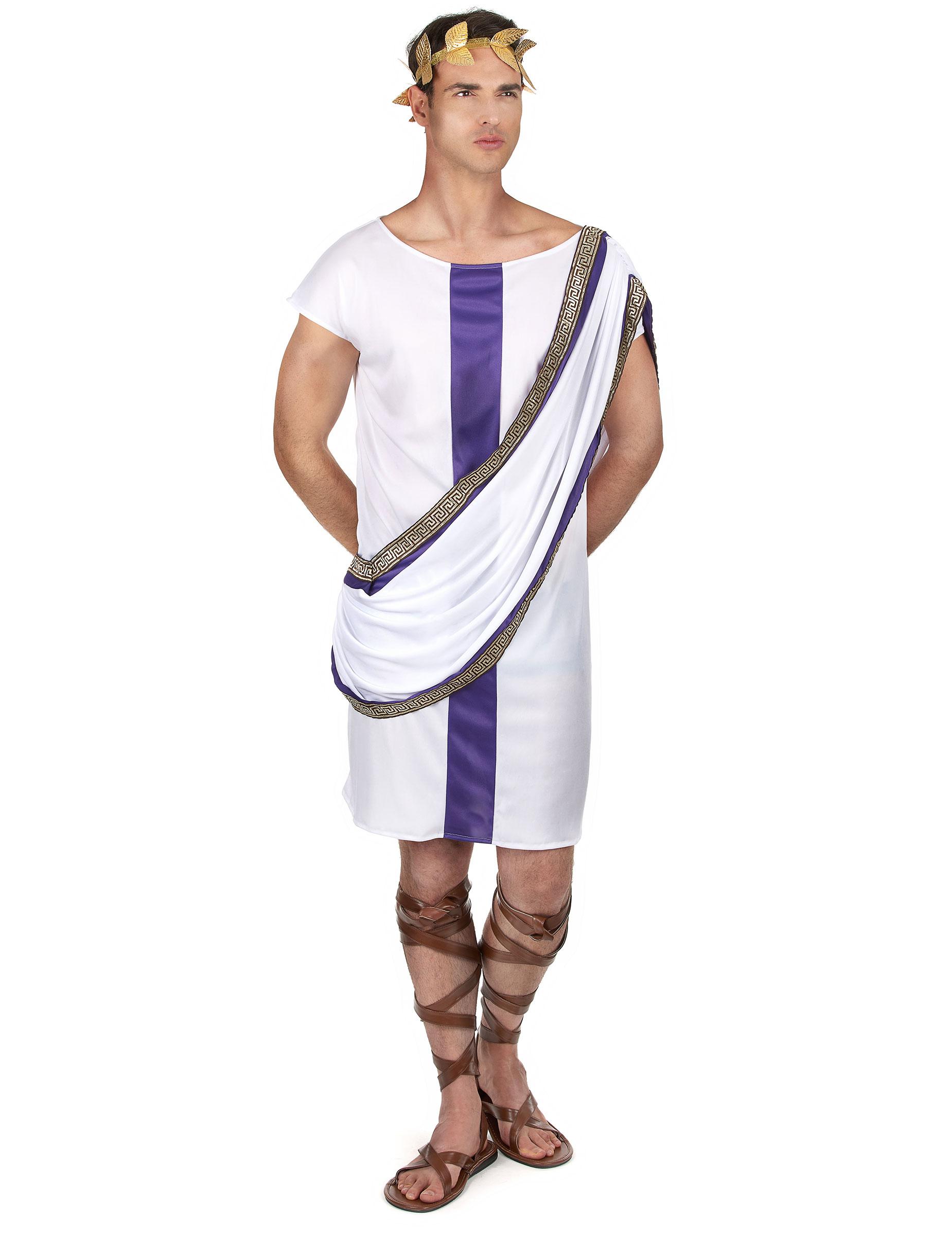 Costume da romano per adulti  Costumi adulti 58095ccfc992