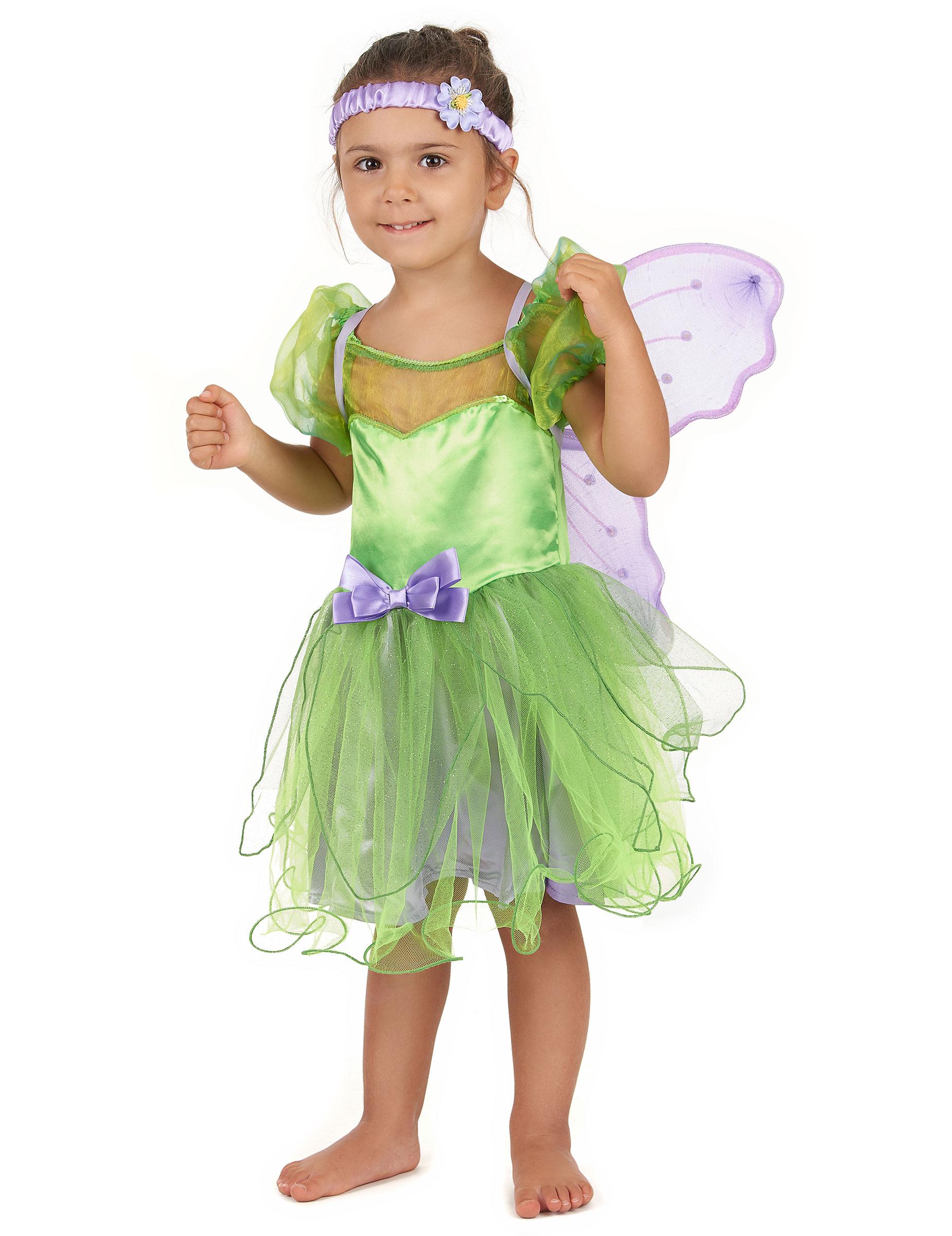 Famoso da fatina verde per bambina CB63