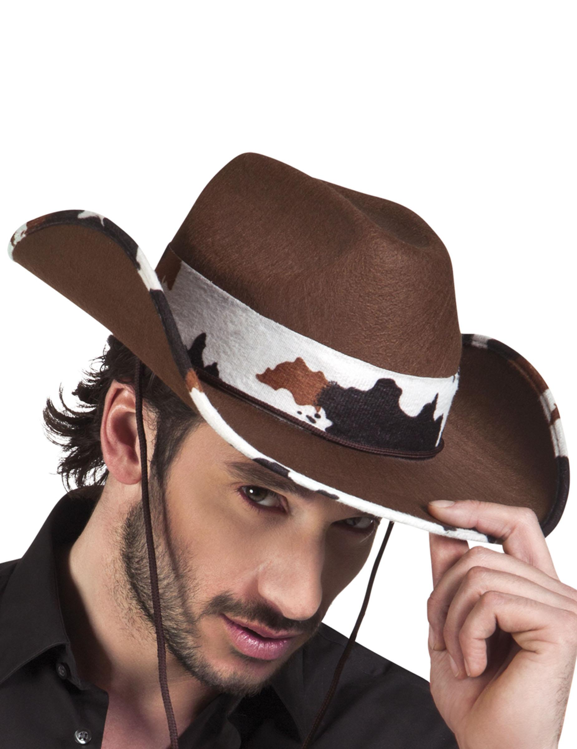 Cappello Cowboy per adulto  Cappelli 357f986efb6c
