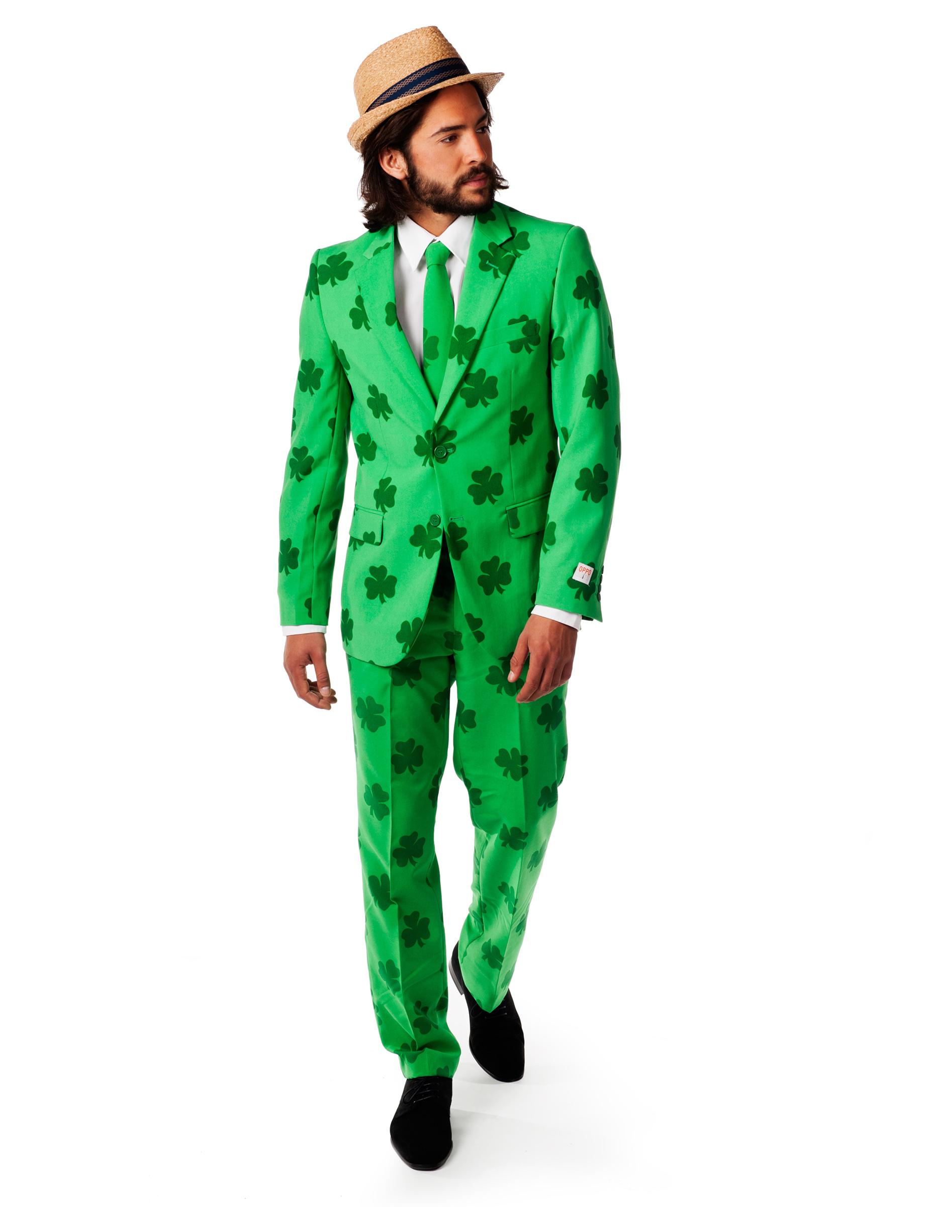 Eccezionale Costume Mr San Patrizio per uomo Opposuits™: Costumi adulti,e  CL97