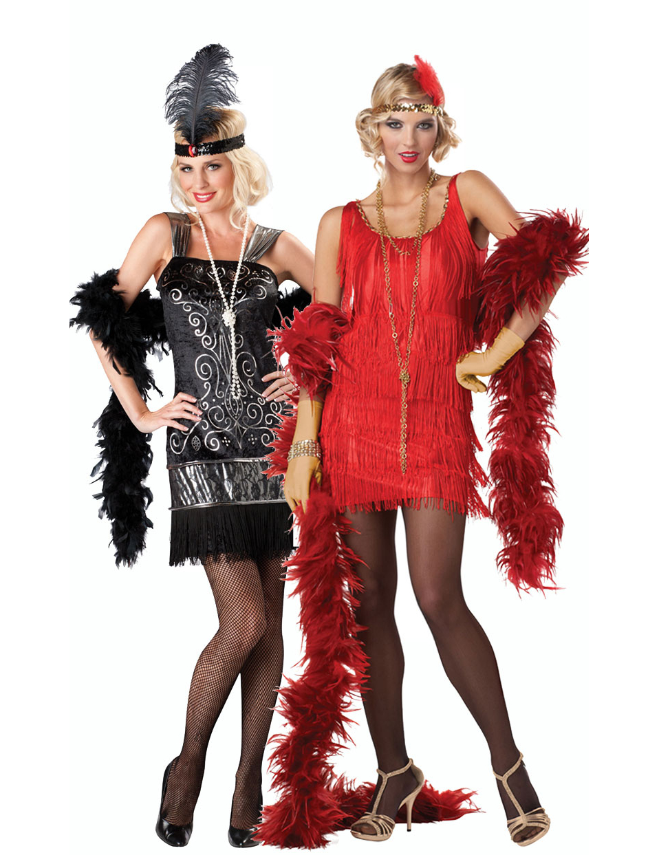 Travestimento coppia Charleston Premium: Costumi coppia,e ...