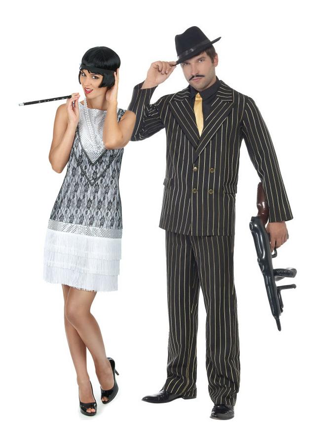 Favori Costume per coppia Charleston: Costumi coppia,e vestiti di  ZW22