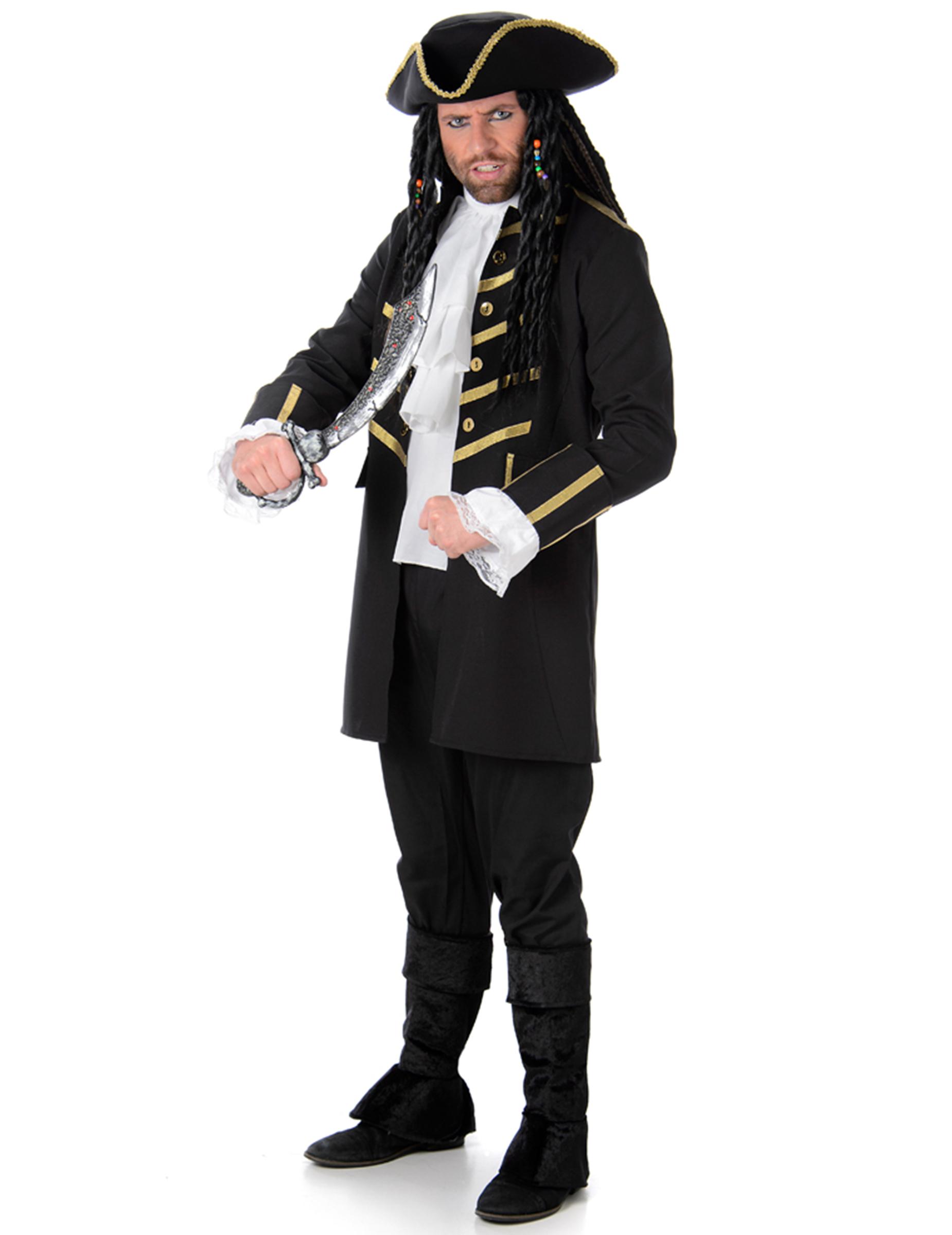 Costume da corsaro per uomo  Costumi adulti ce3952a1d4f