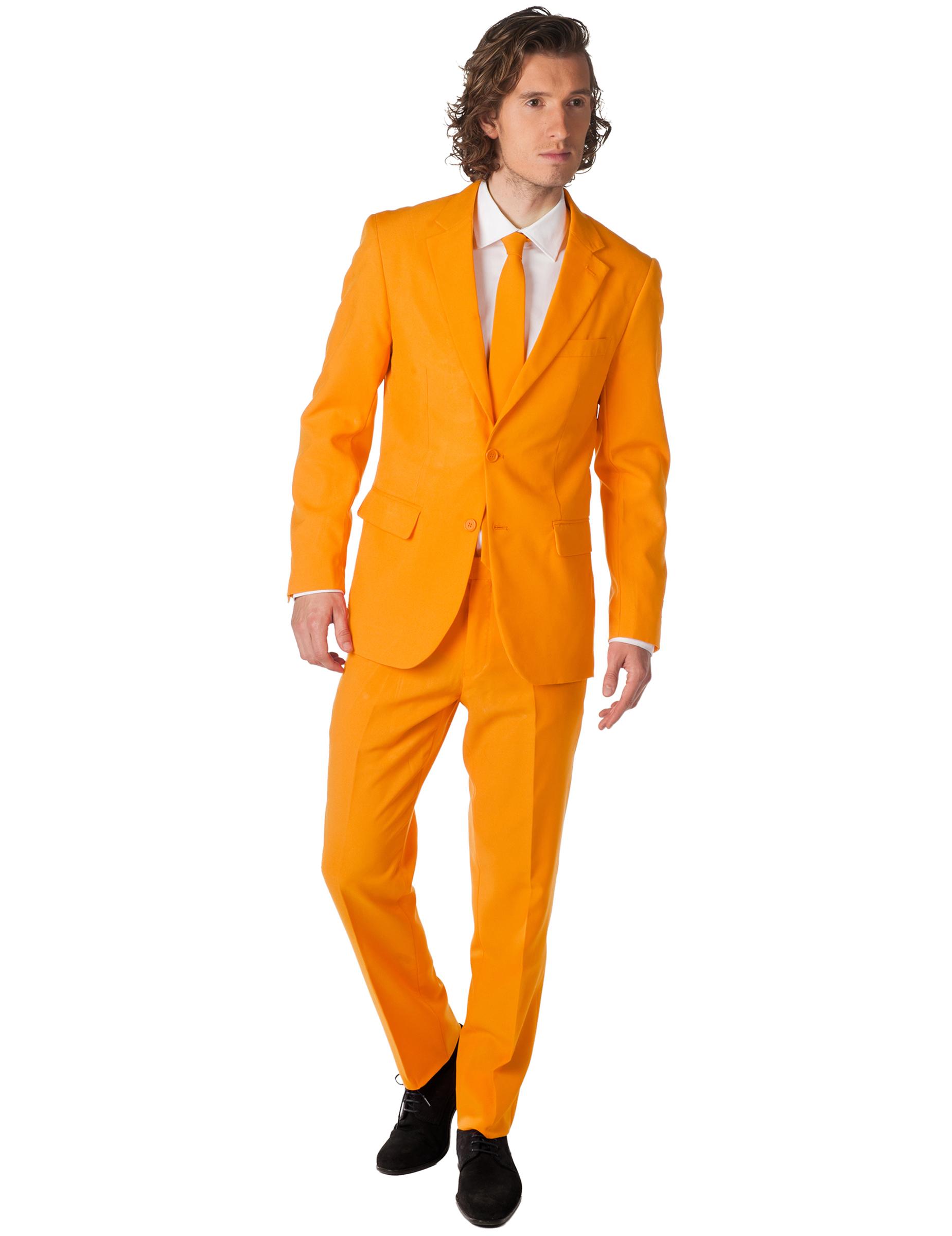 4354f9dafb79 Costume Mr.arancione per uomo Opposuits™