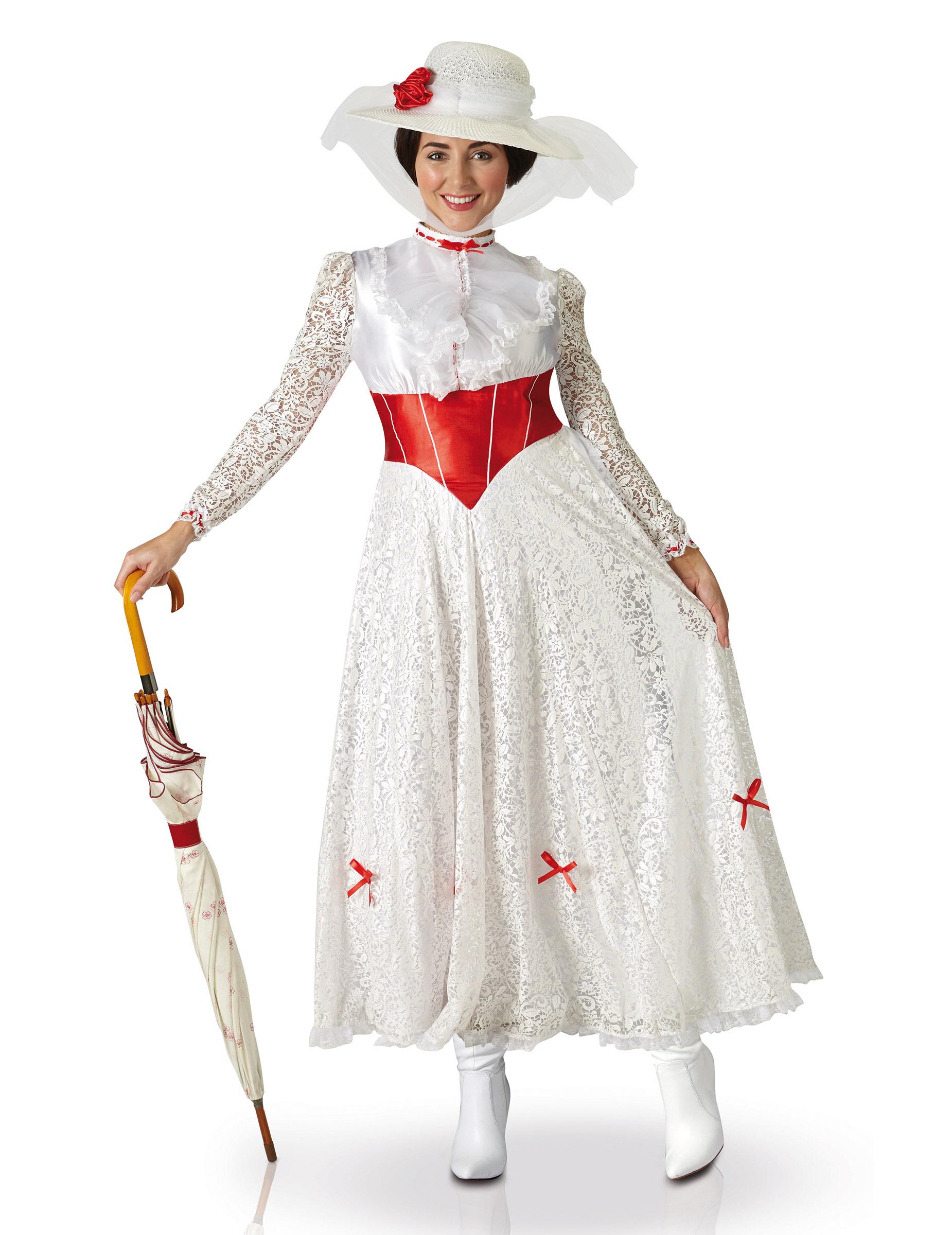 Costume da Mary Poppins™ per donna