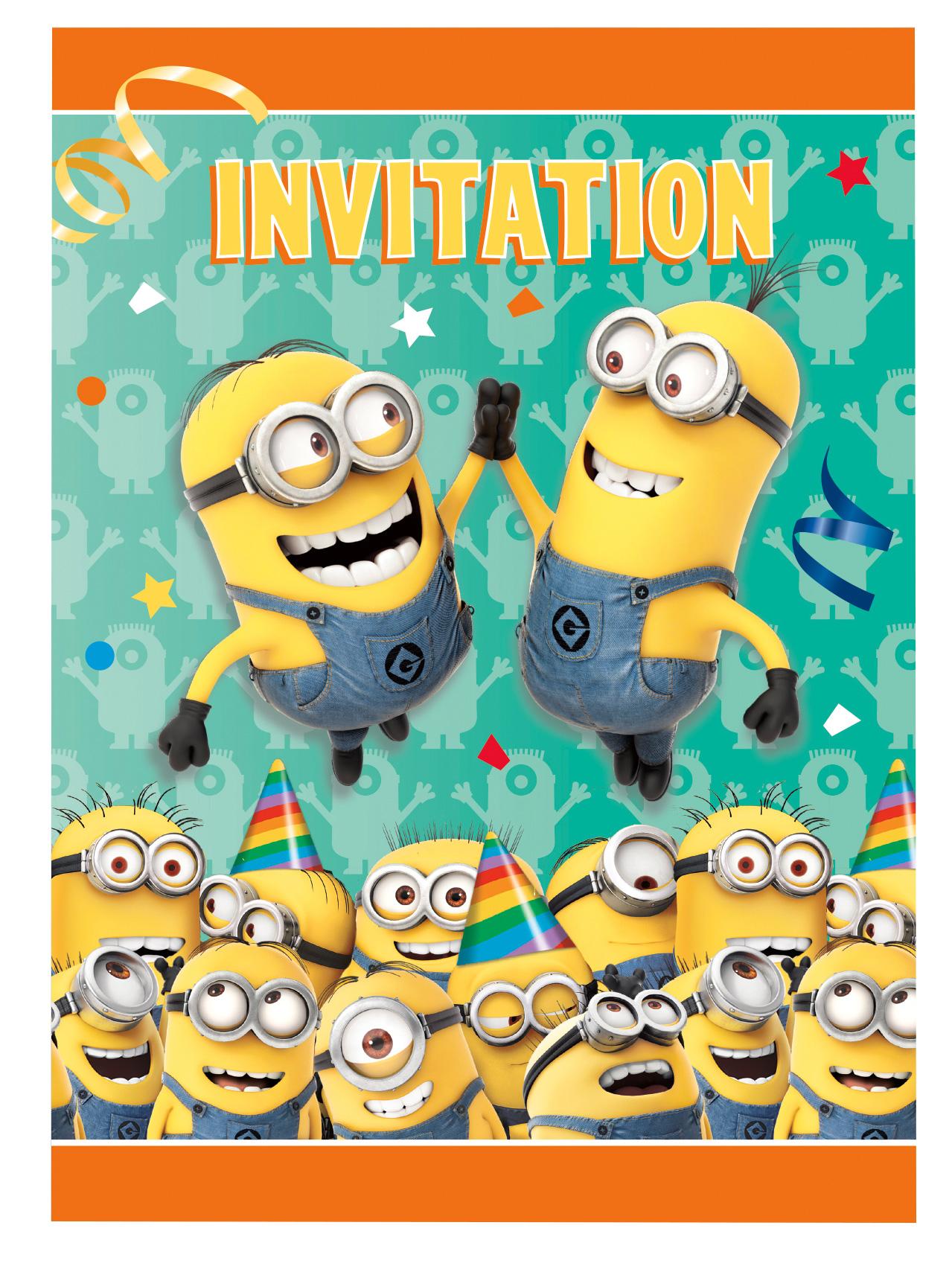 Amato Per il compleanno a tema Minions, scegli la decorazione su Vegaoo.it! MM56