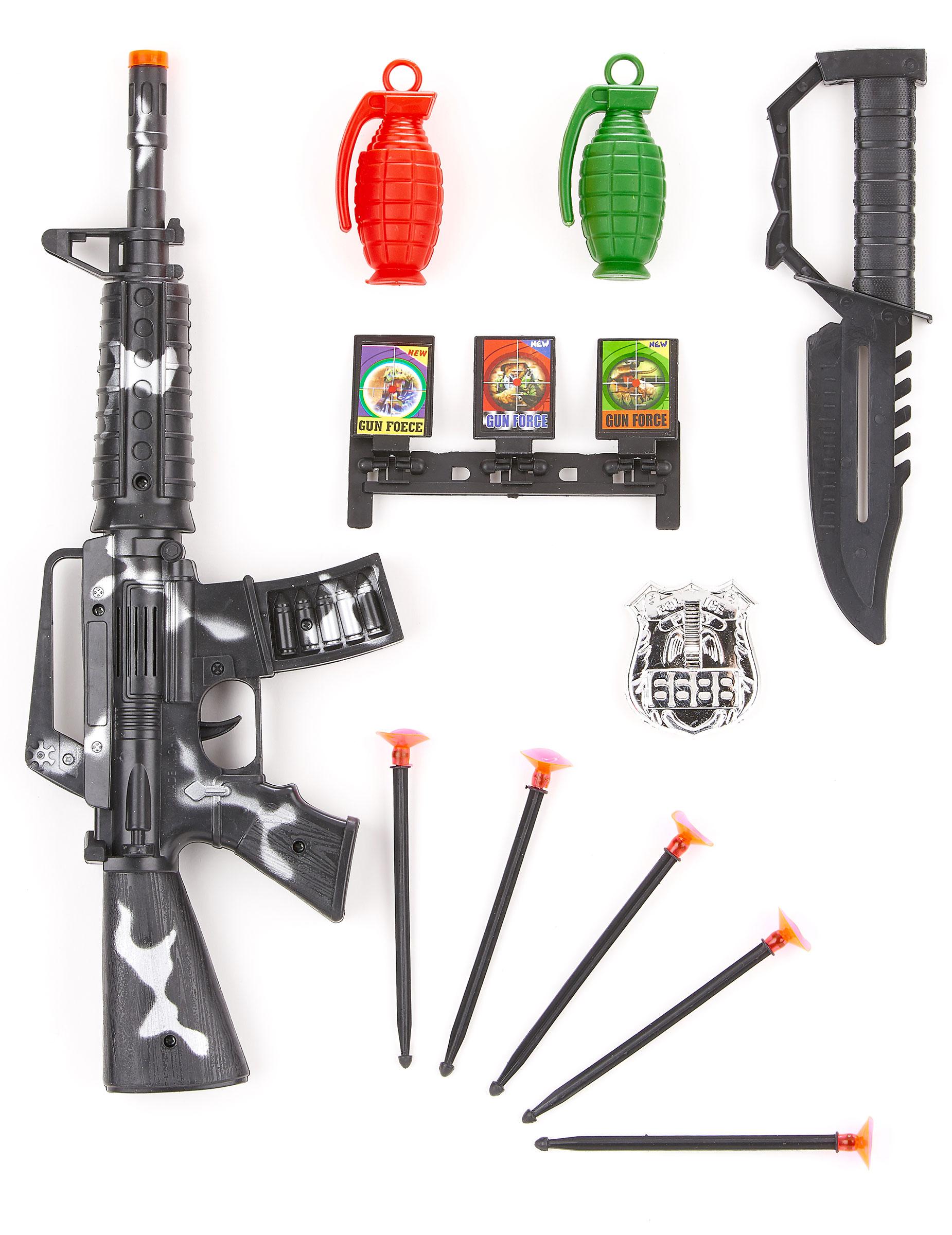 Kit di accessori militari per bambino for Accessori per neonati