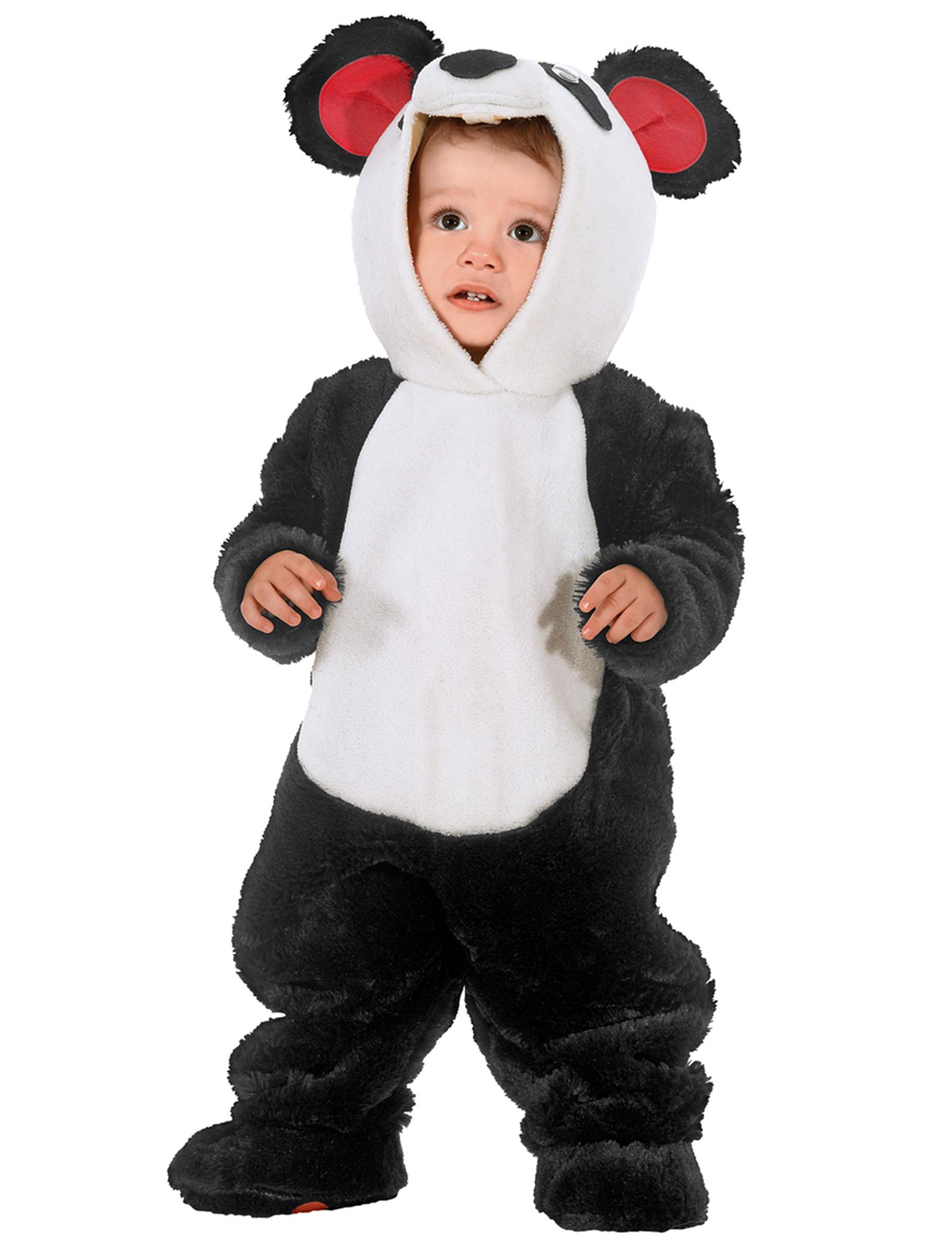 7254219e4833 Costume da panda per neonato: Costumi bambini,e vestiti di carnevale online  - Vegaoo
