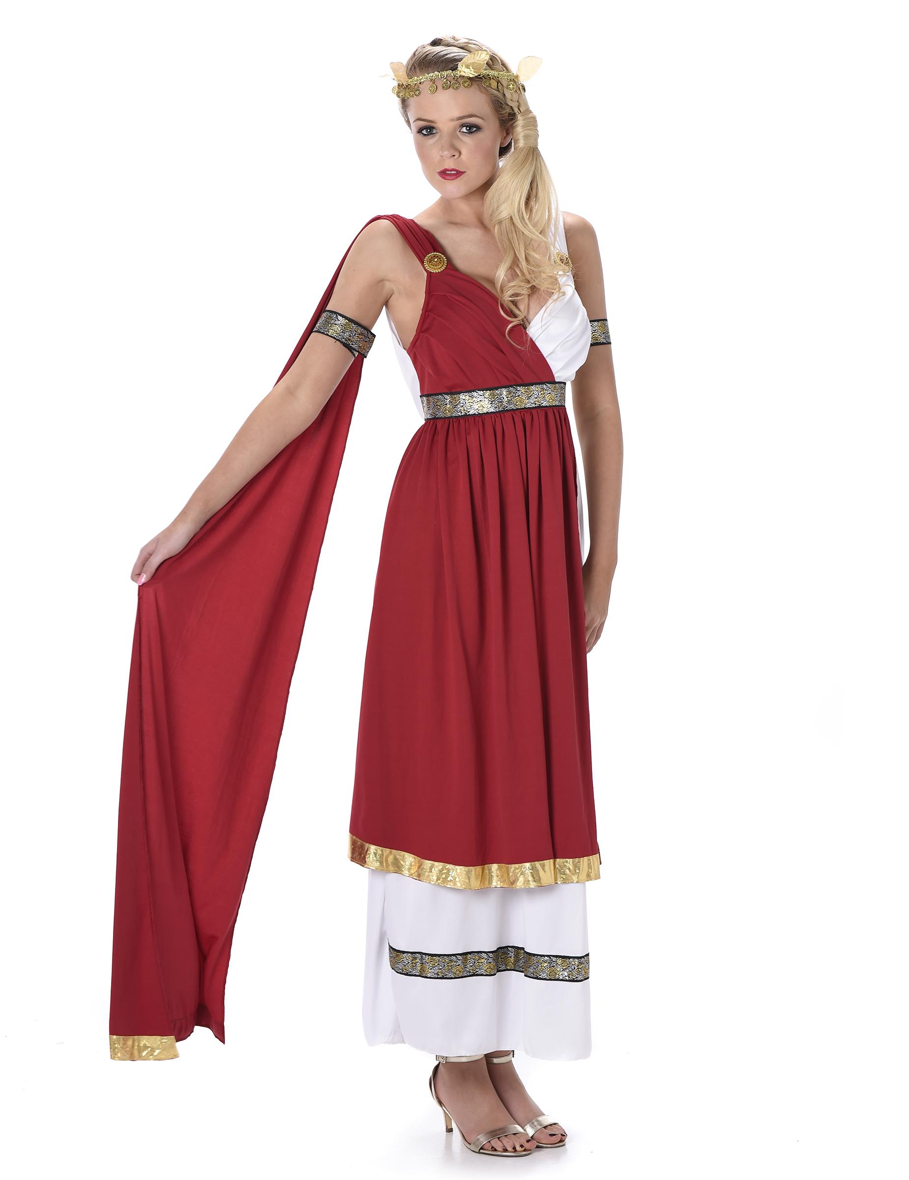 e17d4bda15b6 Costume da romana donna  Costumi adulti
