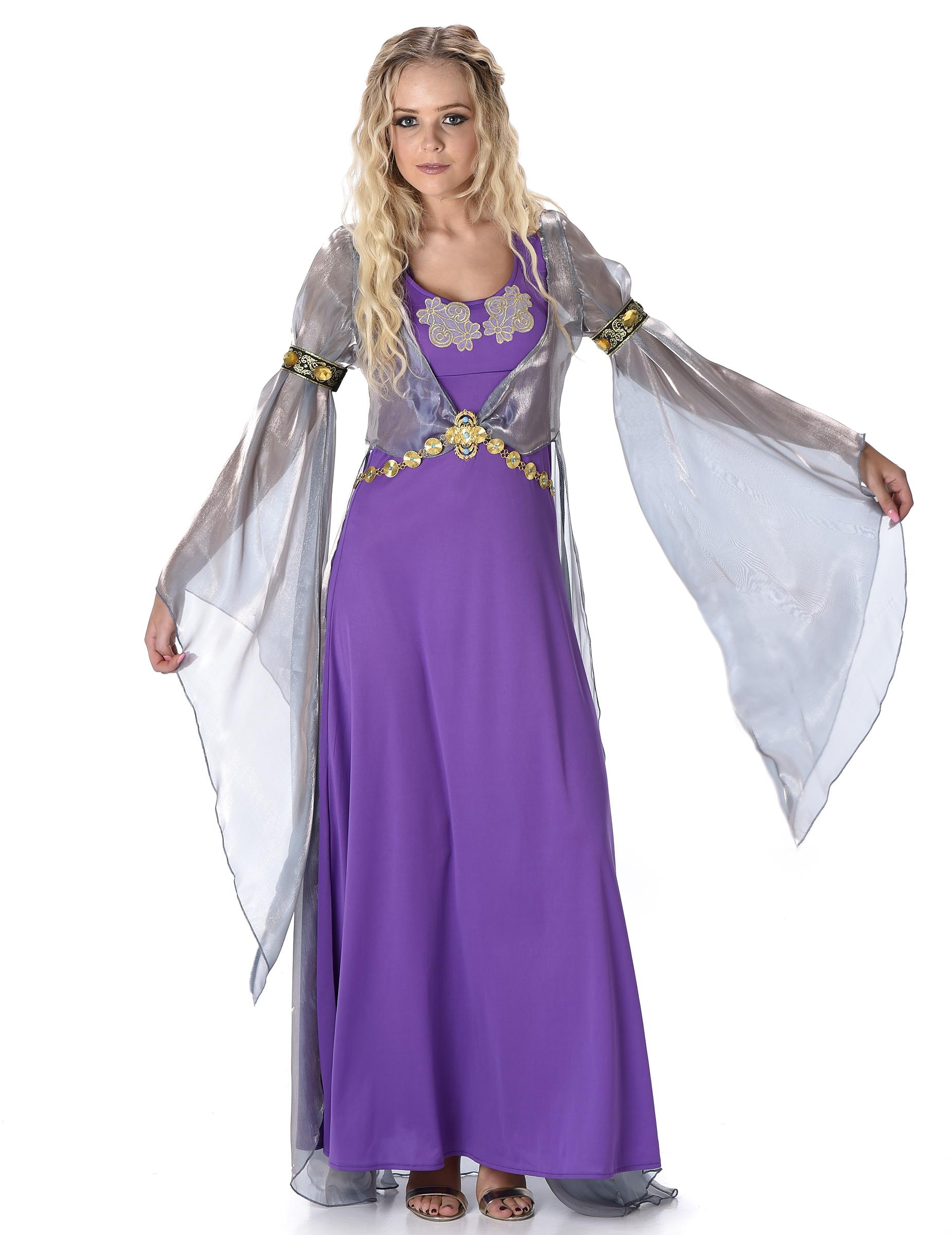 vestito carnevale me vale donna
