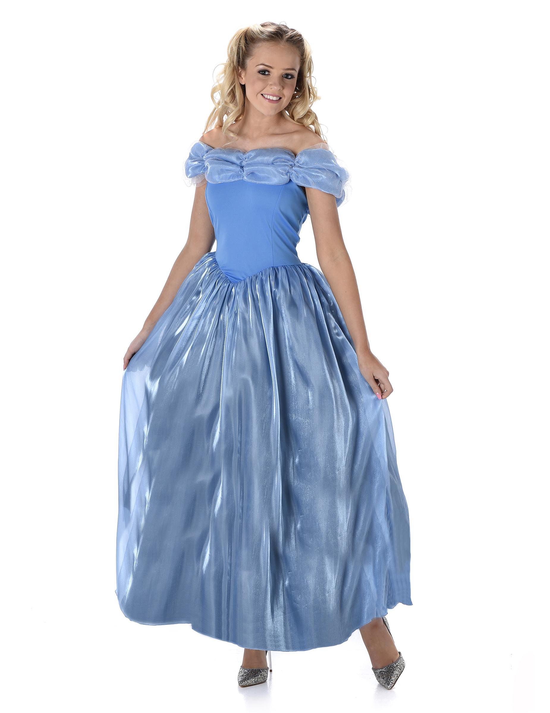 Costume da principessa di mezzanotte donna ff677929b26