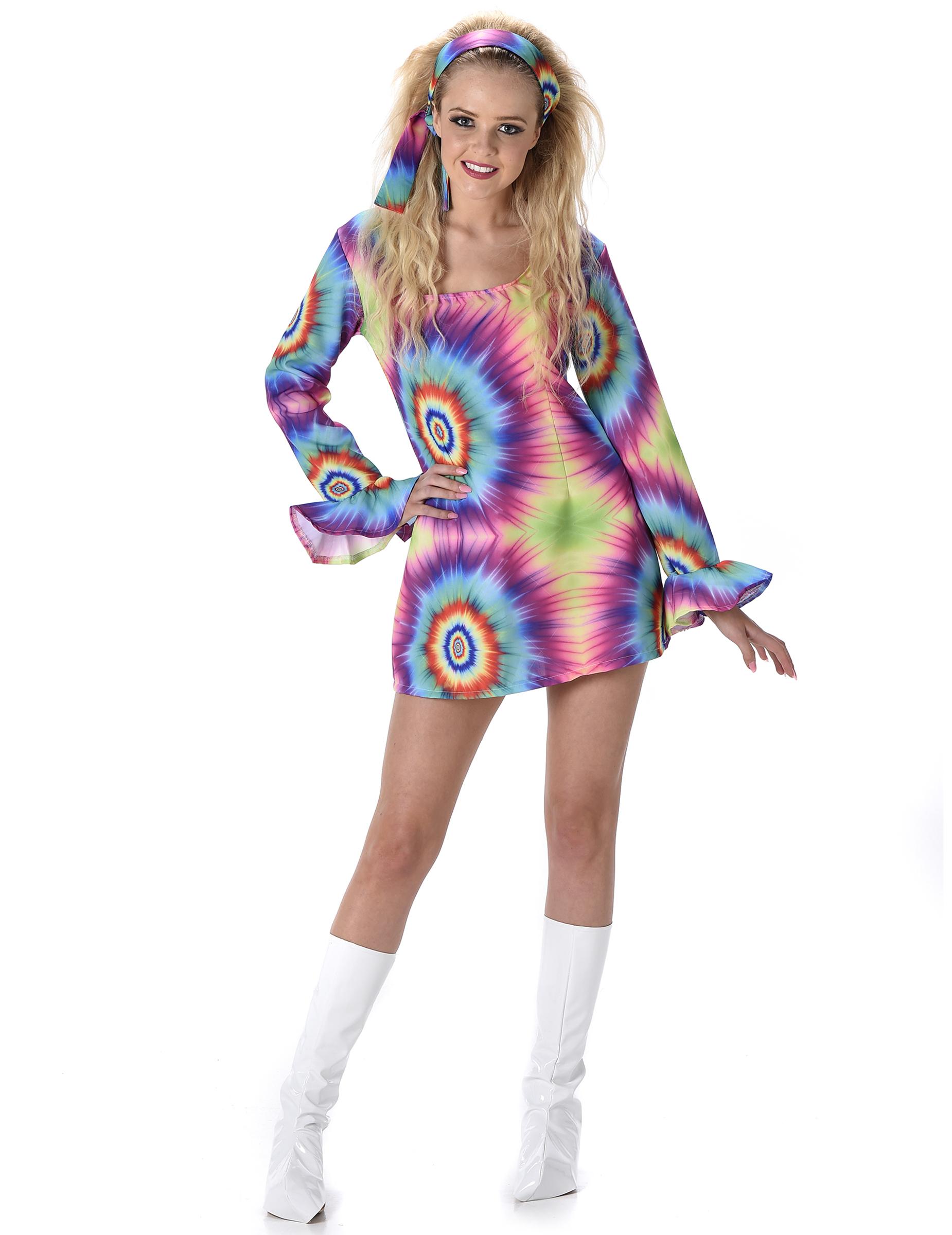 Come realizzare un vestito hippie