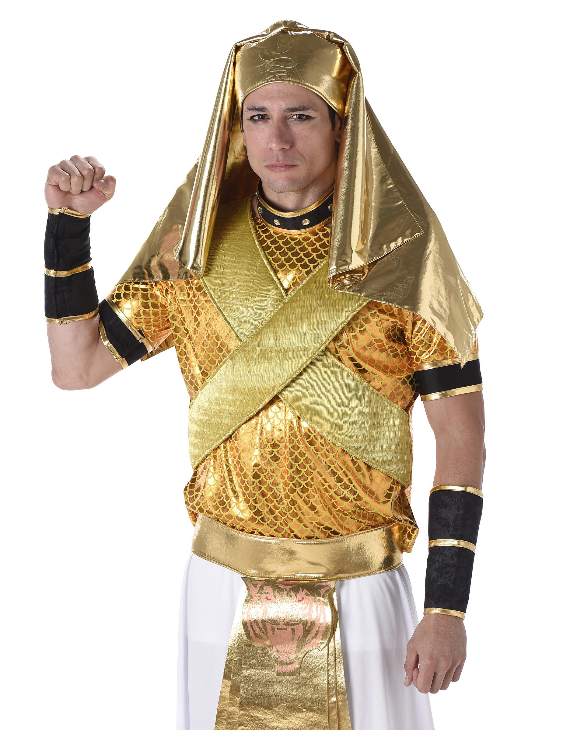 Costume da faraone Ramses uomo  Costumi adulti 9a492138463