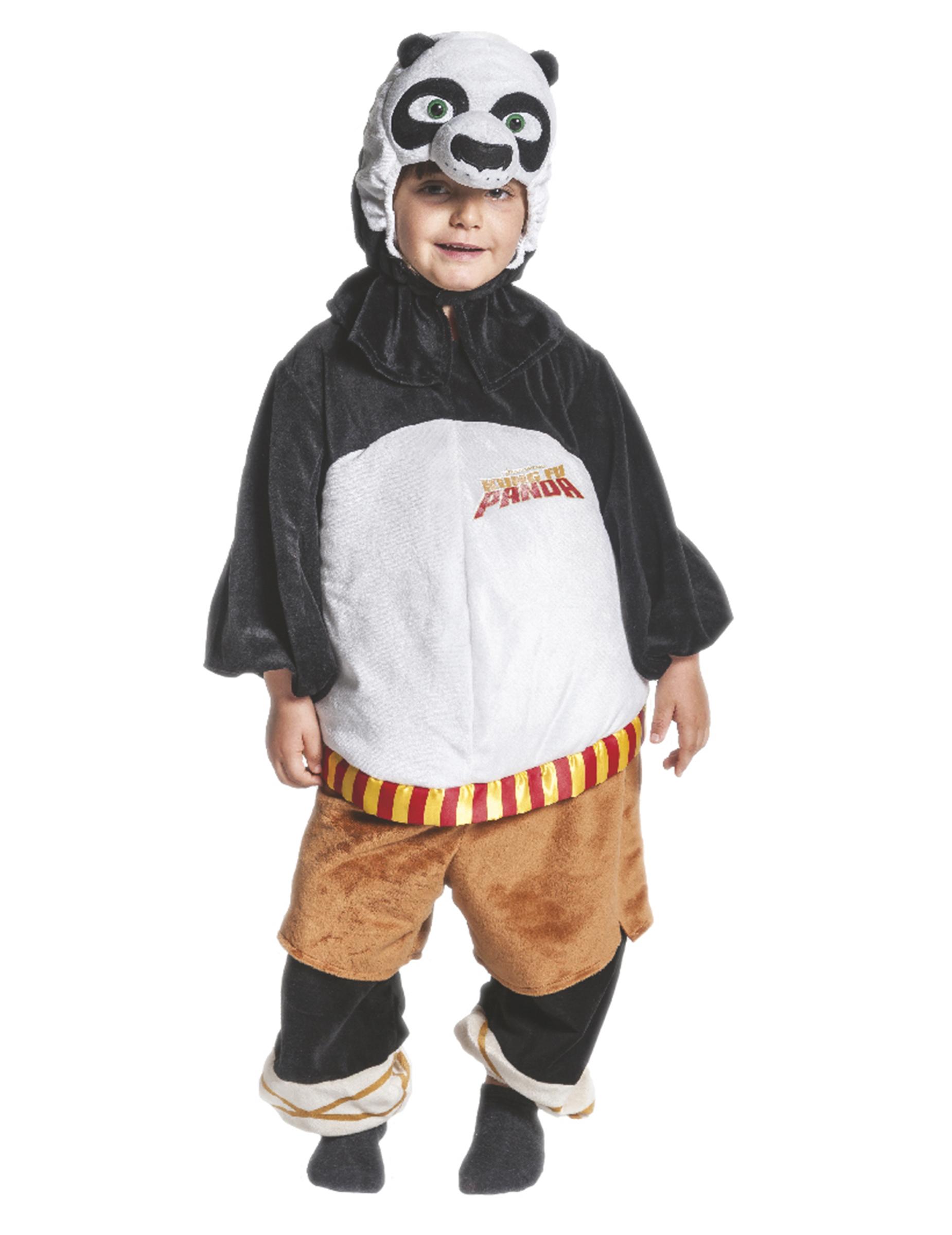 7905f17374de Costume PO - Kung Fu Panda™ bambino: Costumi bambini,e vestiti di carnevale  online - Vegaoo
