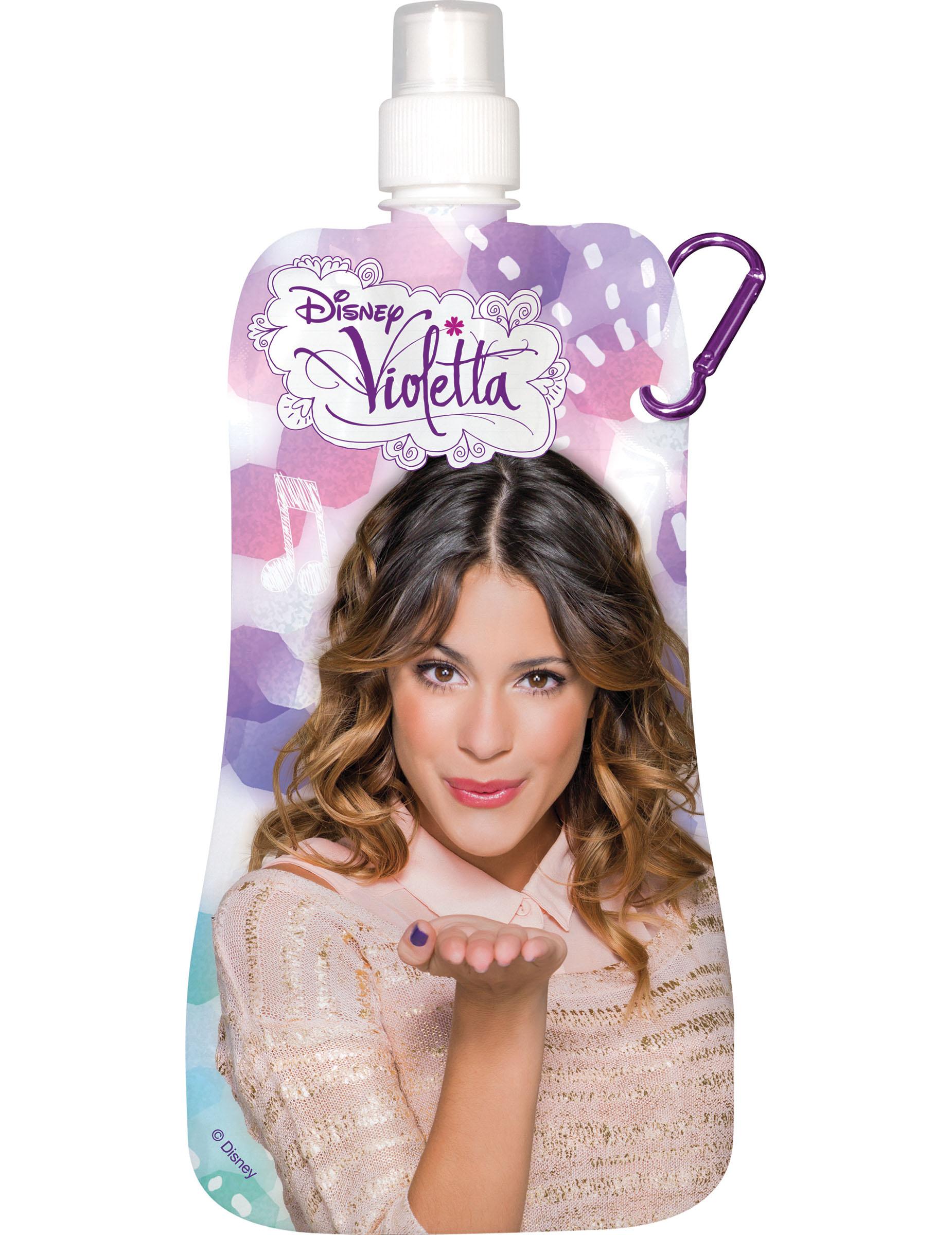 Borraccia Flessibile Di Violetta Addobbie Vestiti Di Carnevale
