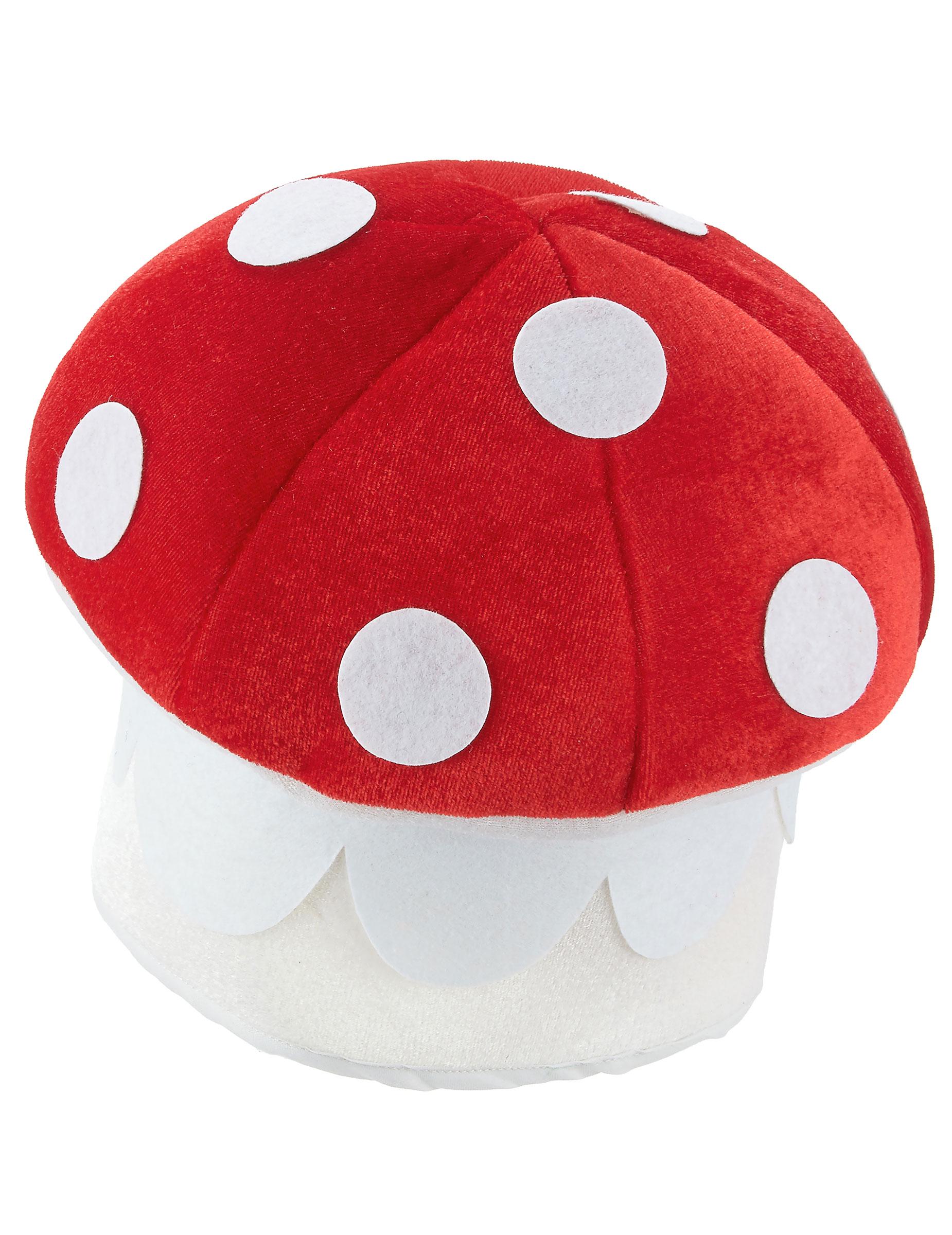 Cappello fungo da adulto  Cappelli 8fc9082c3f09