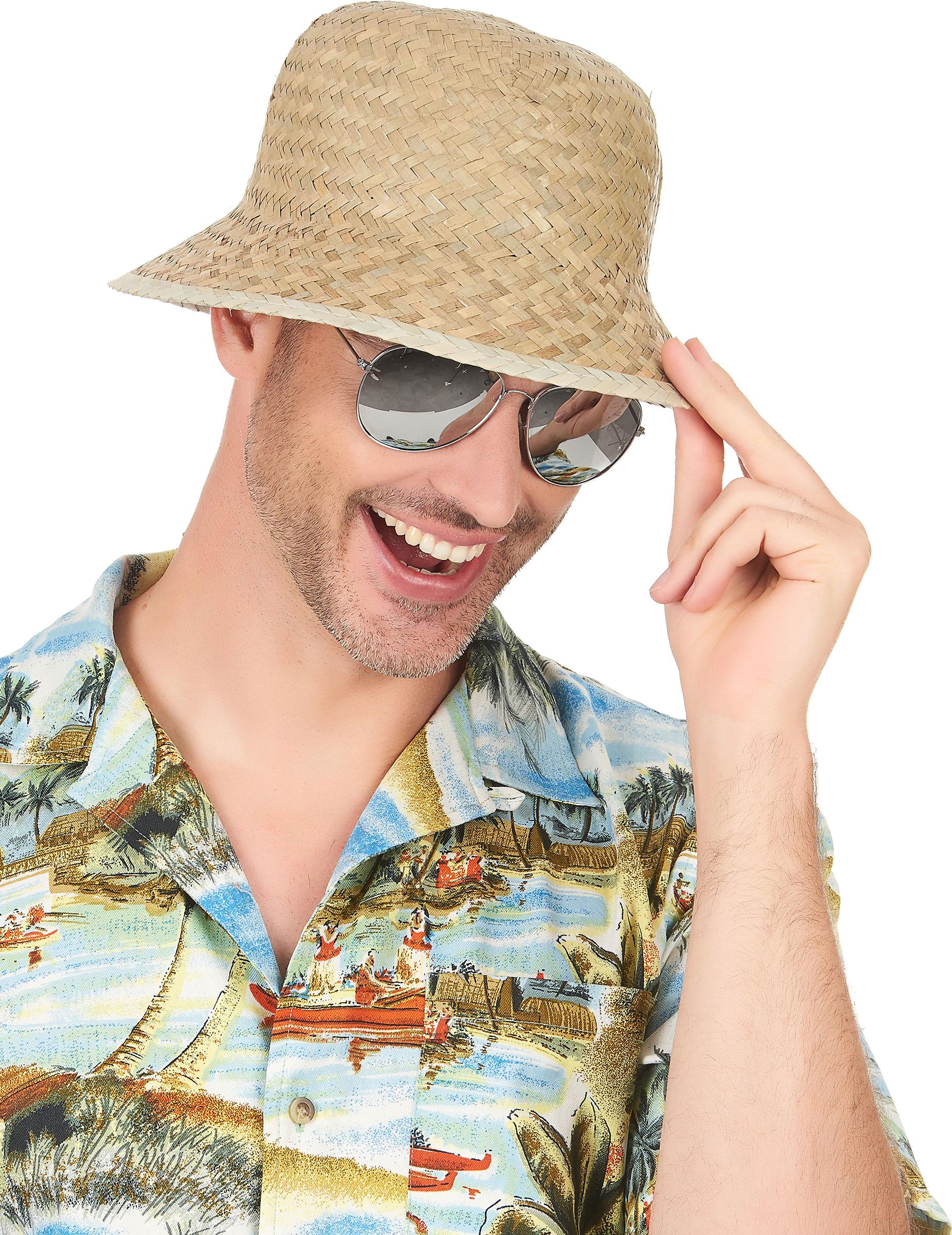 Cappelloa clochedi paglia adulto  Cappelli 4c24730a1801