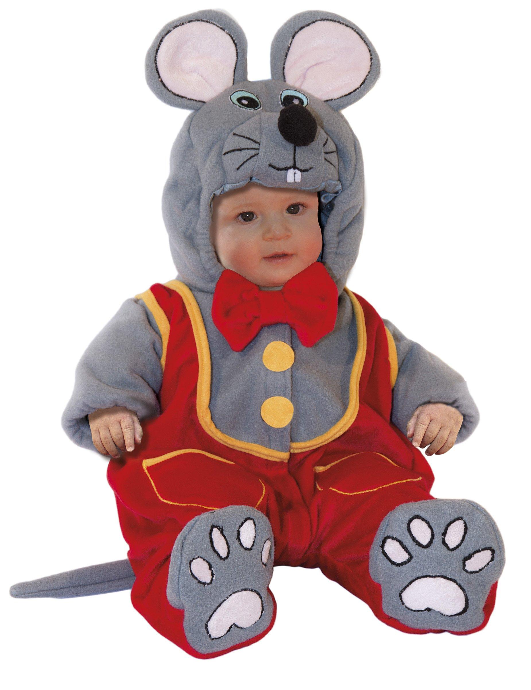 nuovo economico in vendita all'ingrosso alta qualità Costume topolino lusso per neonato: Costumi bambini,e ...