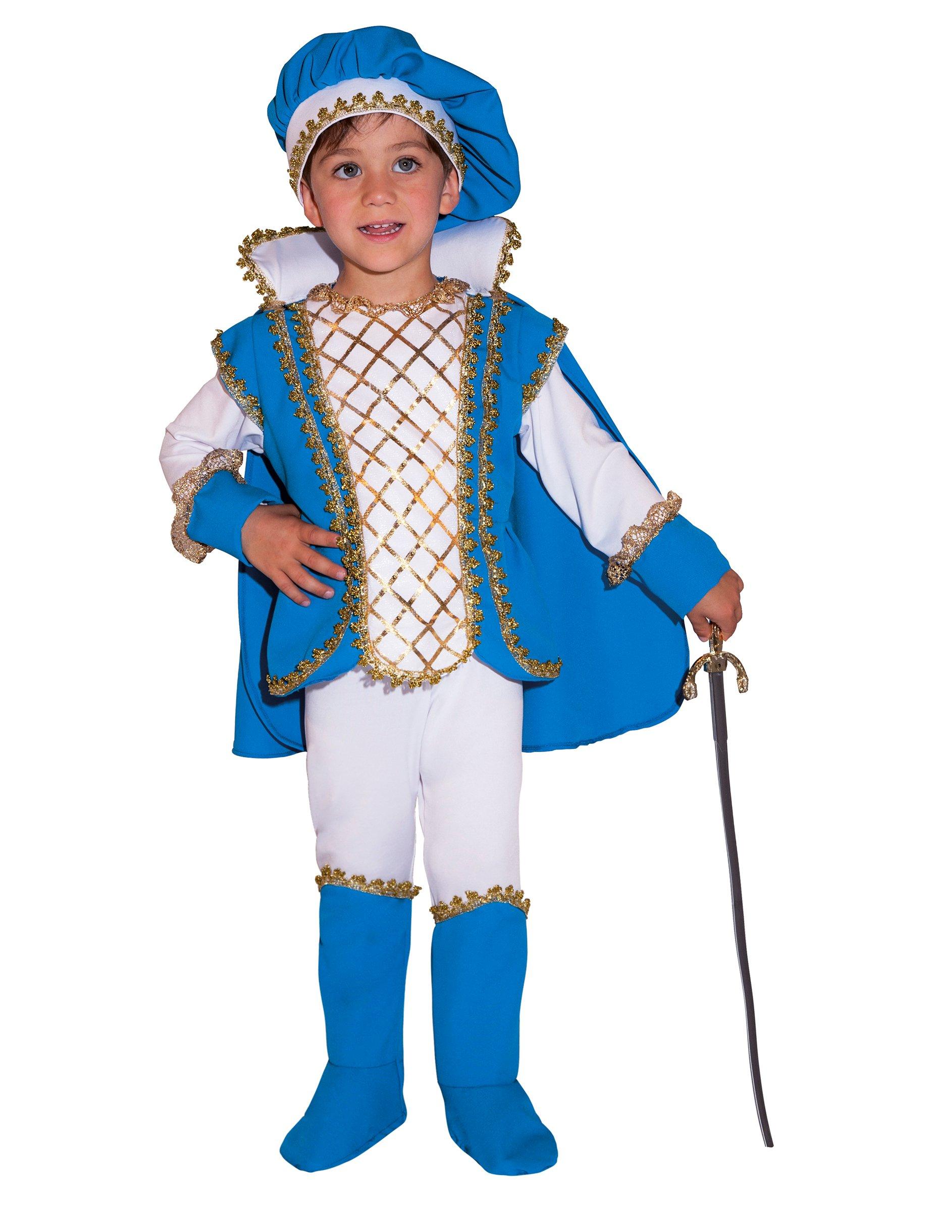 9262f1e7e9b1 Costume da principe azzurro da bambino  Costumi bambini