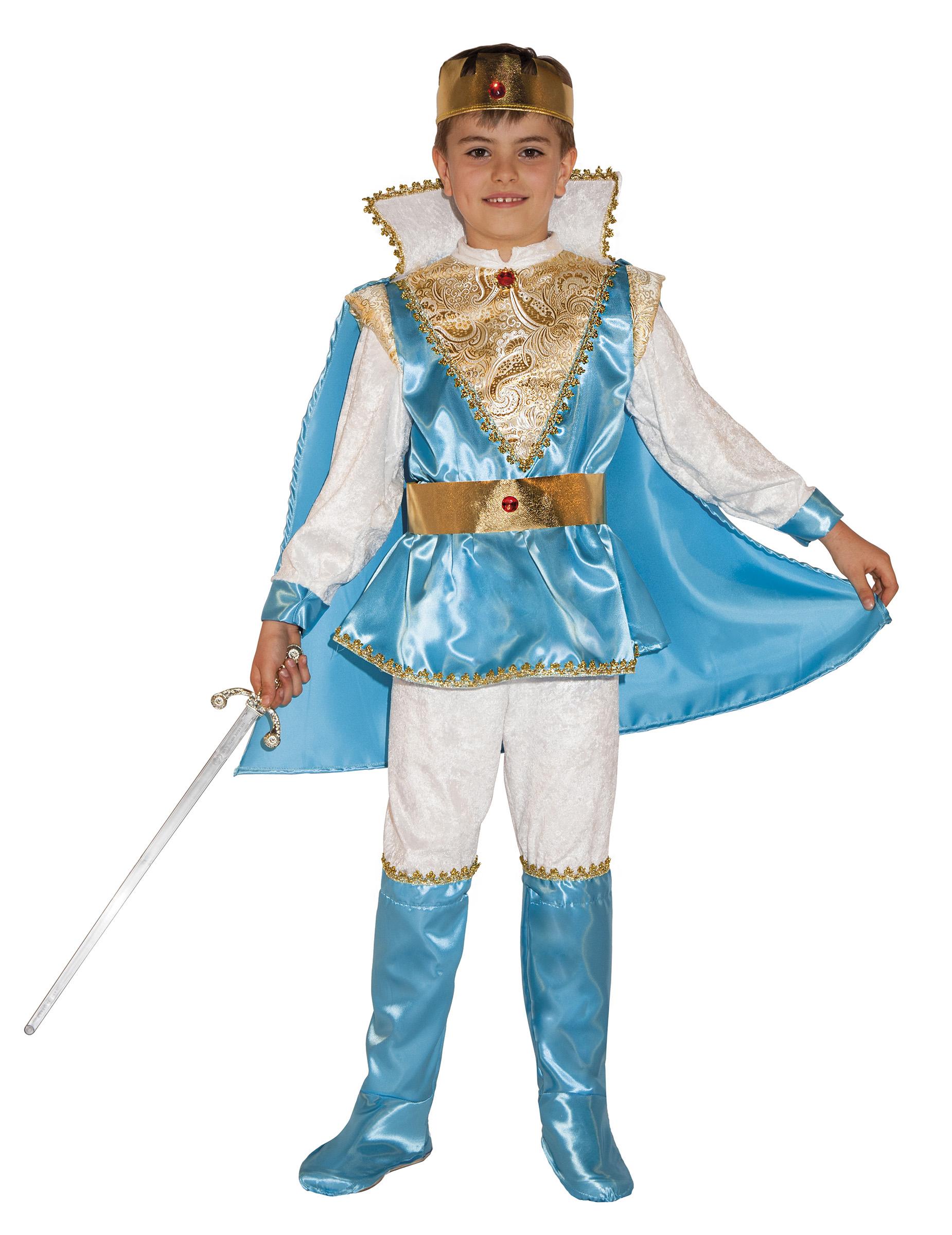 Costume da principe azzurro per bambino costumi bambini e - Costume da bagno bambino ...