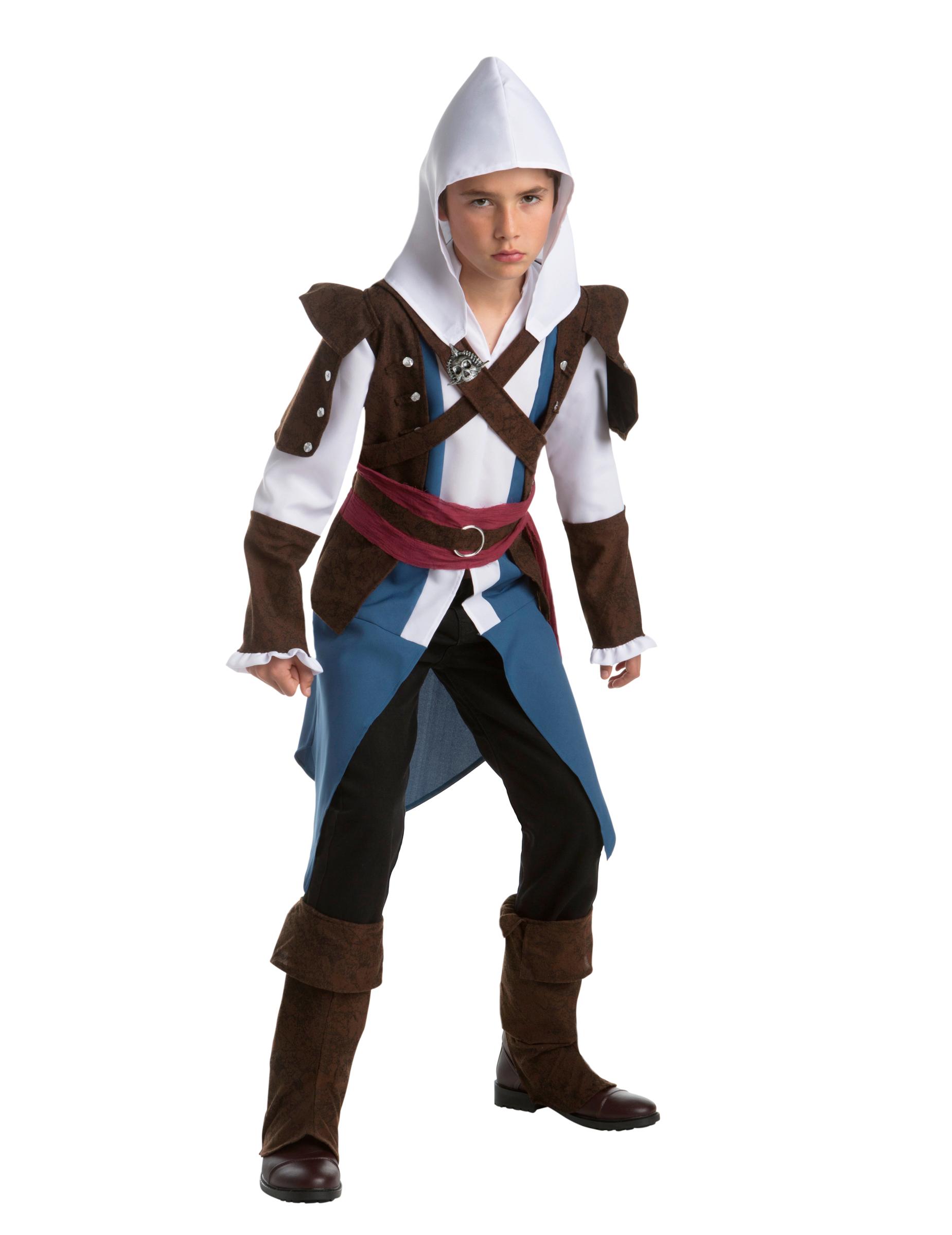 Costume classico Edward - Assassin's Creed™ adolescente ...