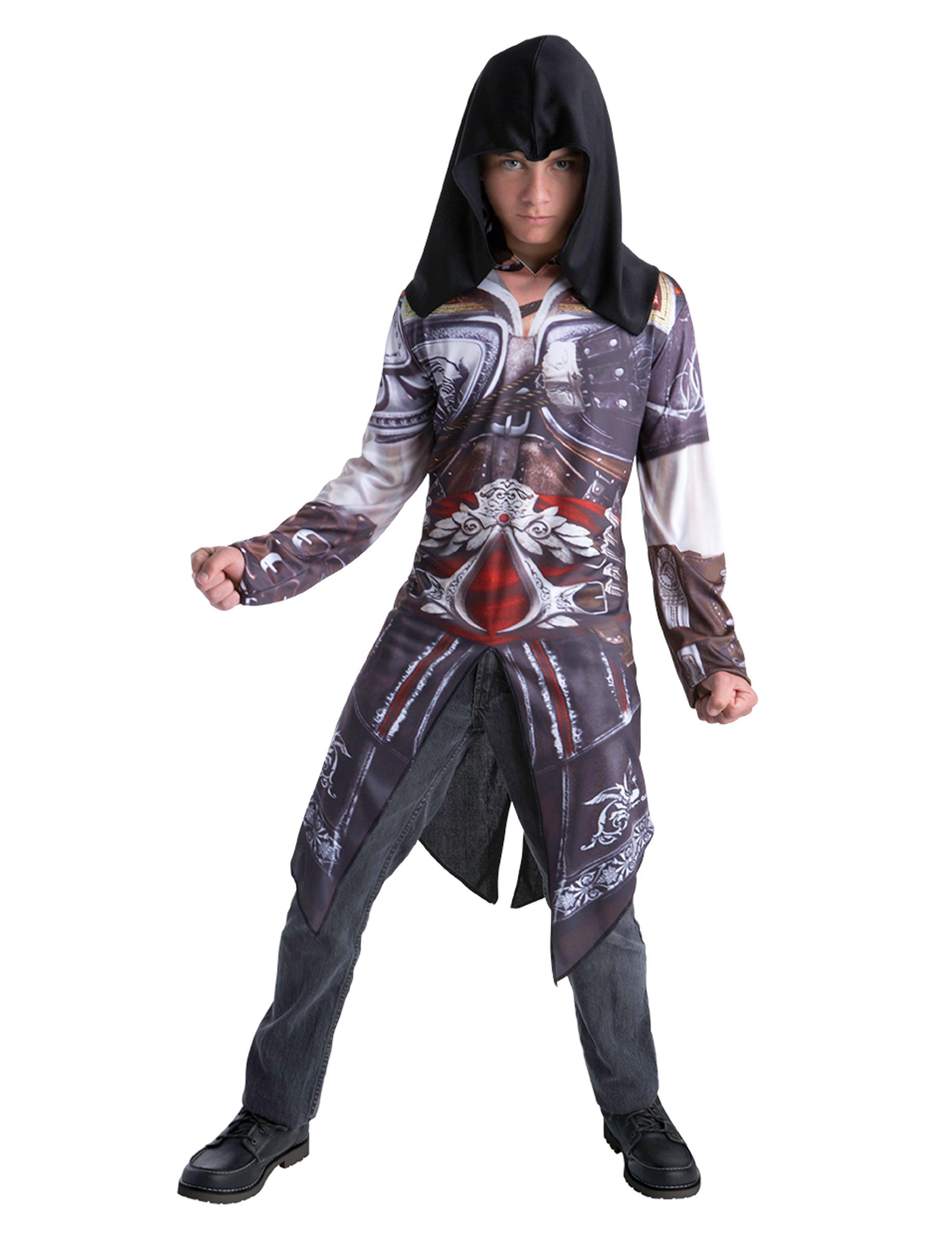 Costume sublimazione Ezio - Assassin's Creed™ adolescente ...
